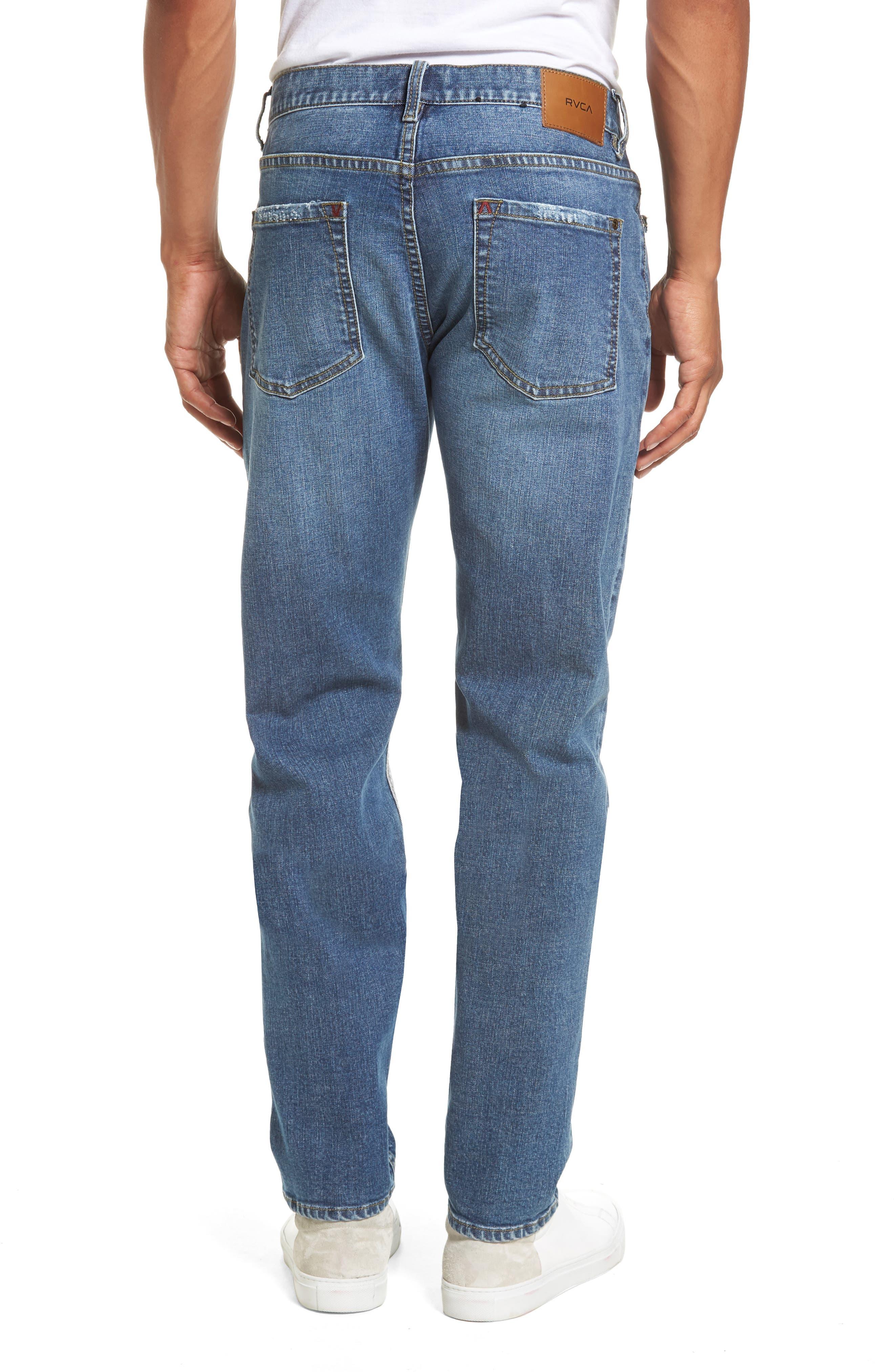Daggers Slim Fit Jeans,                             Alternate thumbnail 4, color,