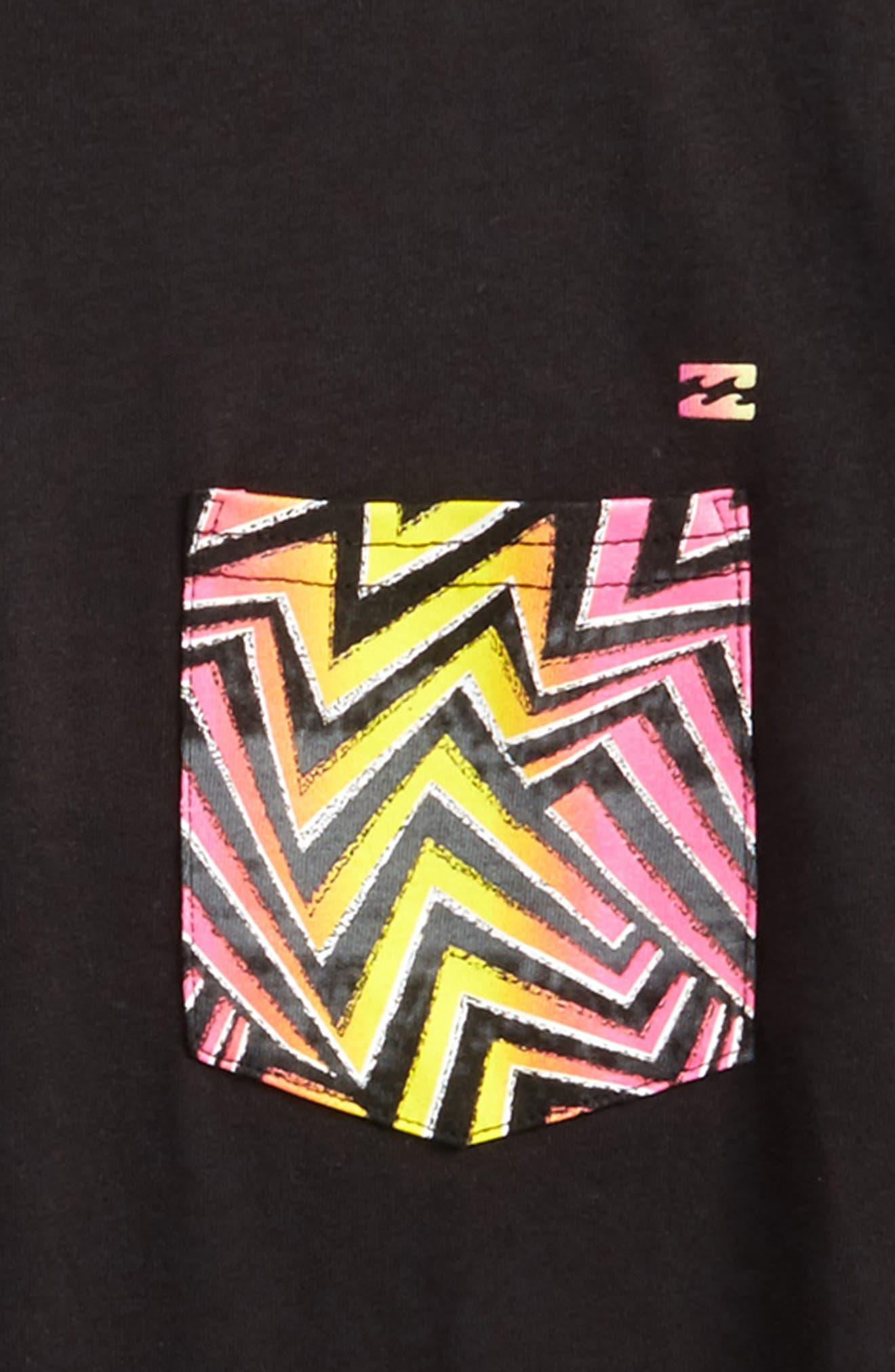 Team Pocket T-Shirt,                             Alternate thumbnail 2, color,                             001