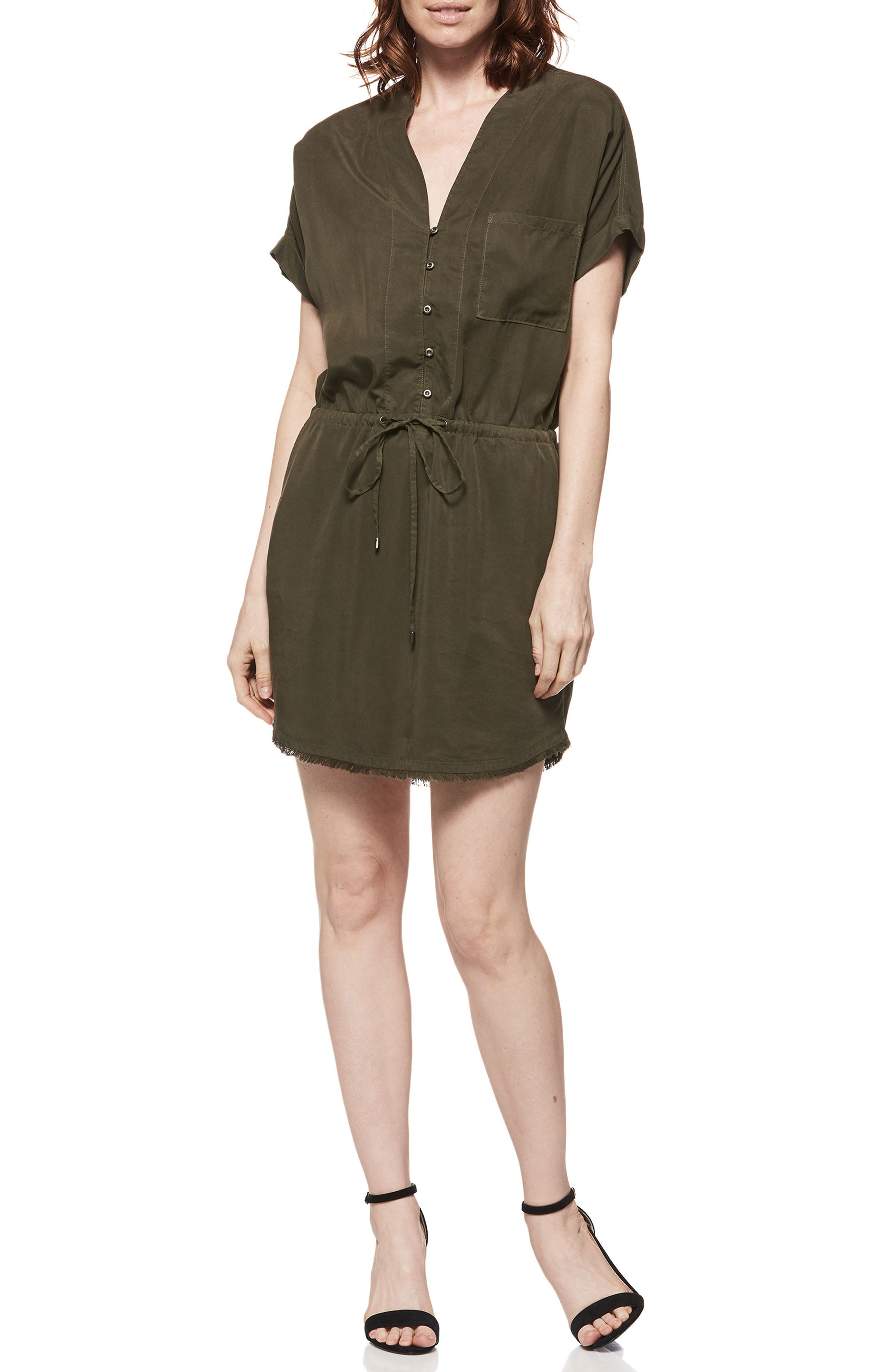 PAIGE Haidee Dress, Main, color, 301