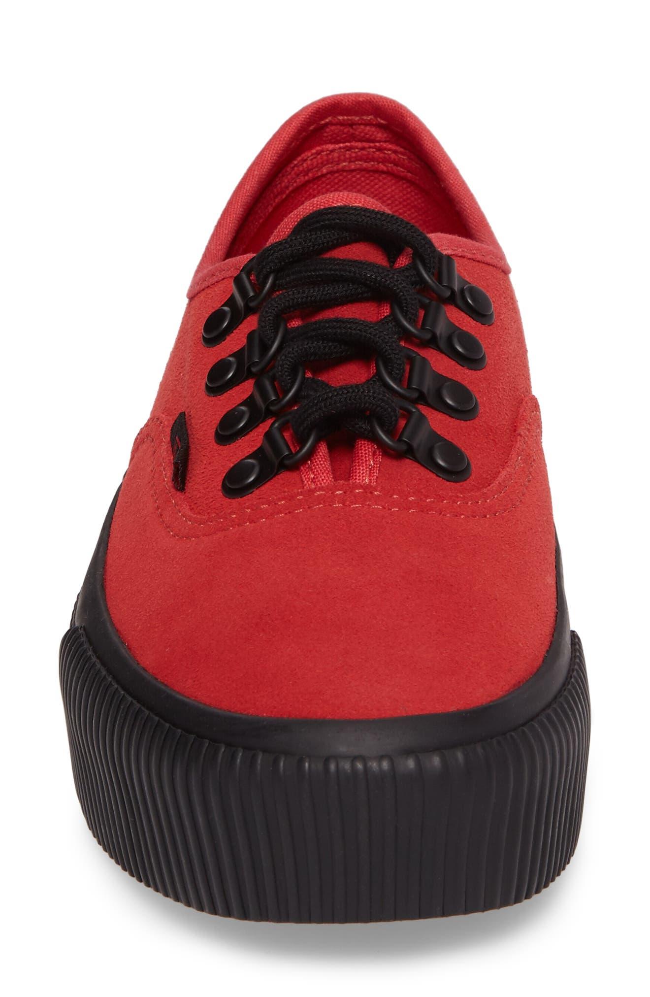 Authentic 2.0 Platform Sneaker,                             Alternate thumbnail 4, color,                             610