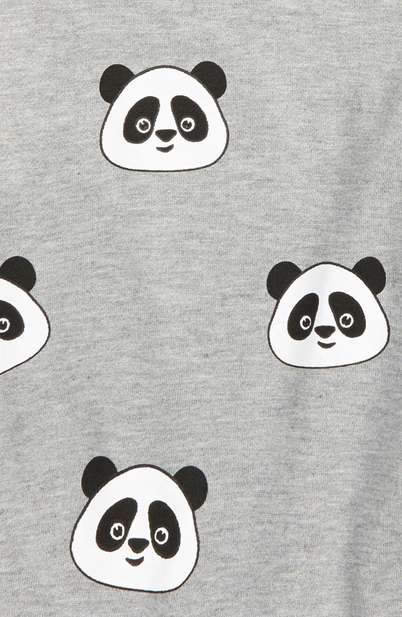 All Over Panda Sweatshirt,                             Alternate thumbnail 2, color,                             039