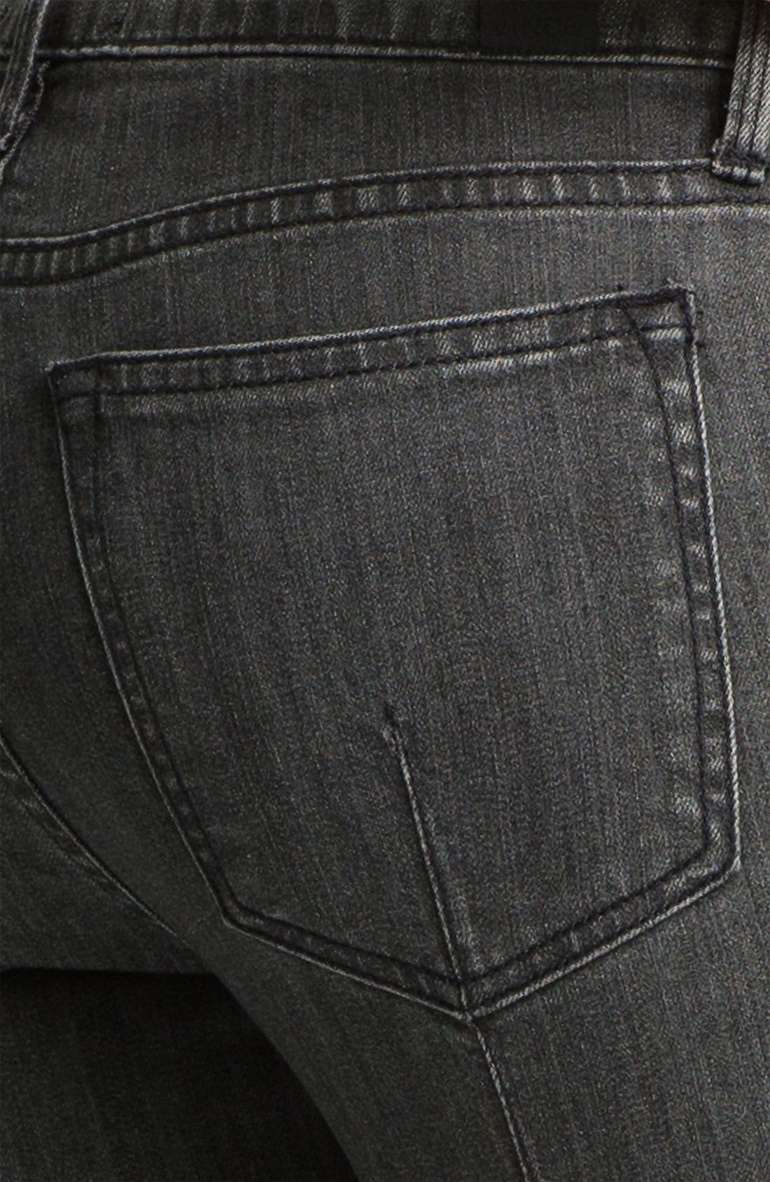 Stretch Skinny Jeans,                             Alternate thumbnail 3, color,                             034