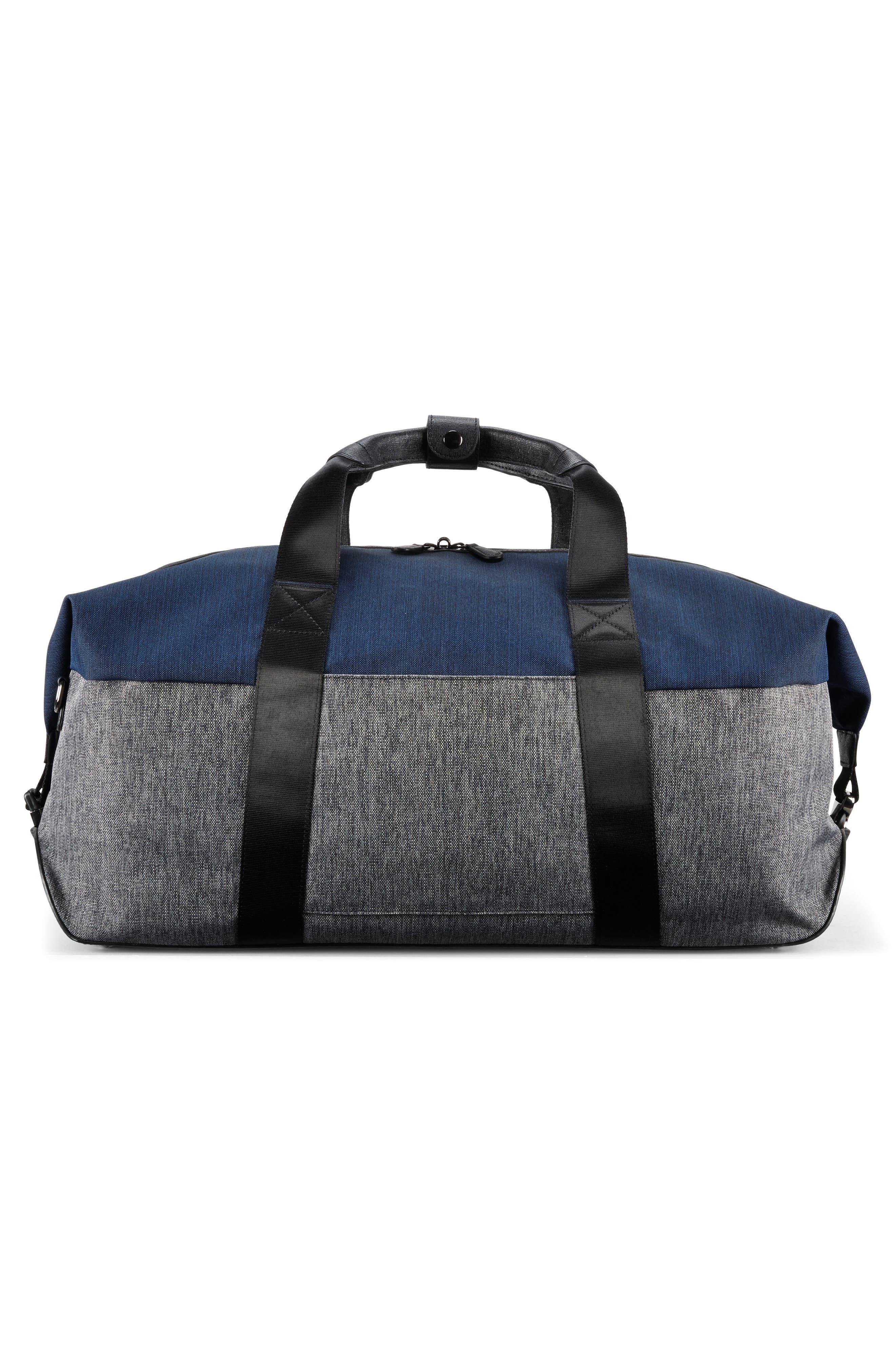 Medium Brunswick Water Resistant Duffel Bag,                             Alternate thumbnail 3, color,                             020
