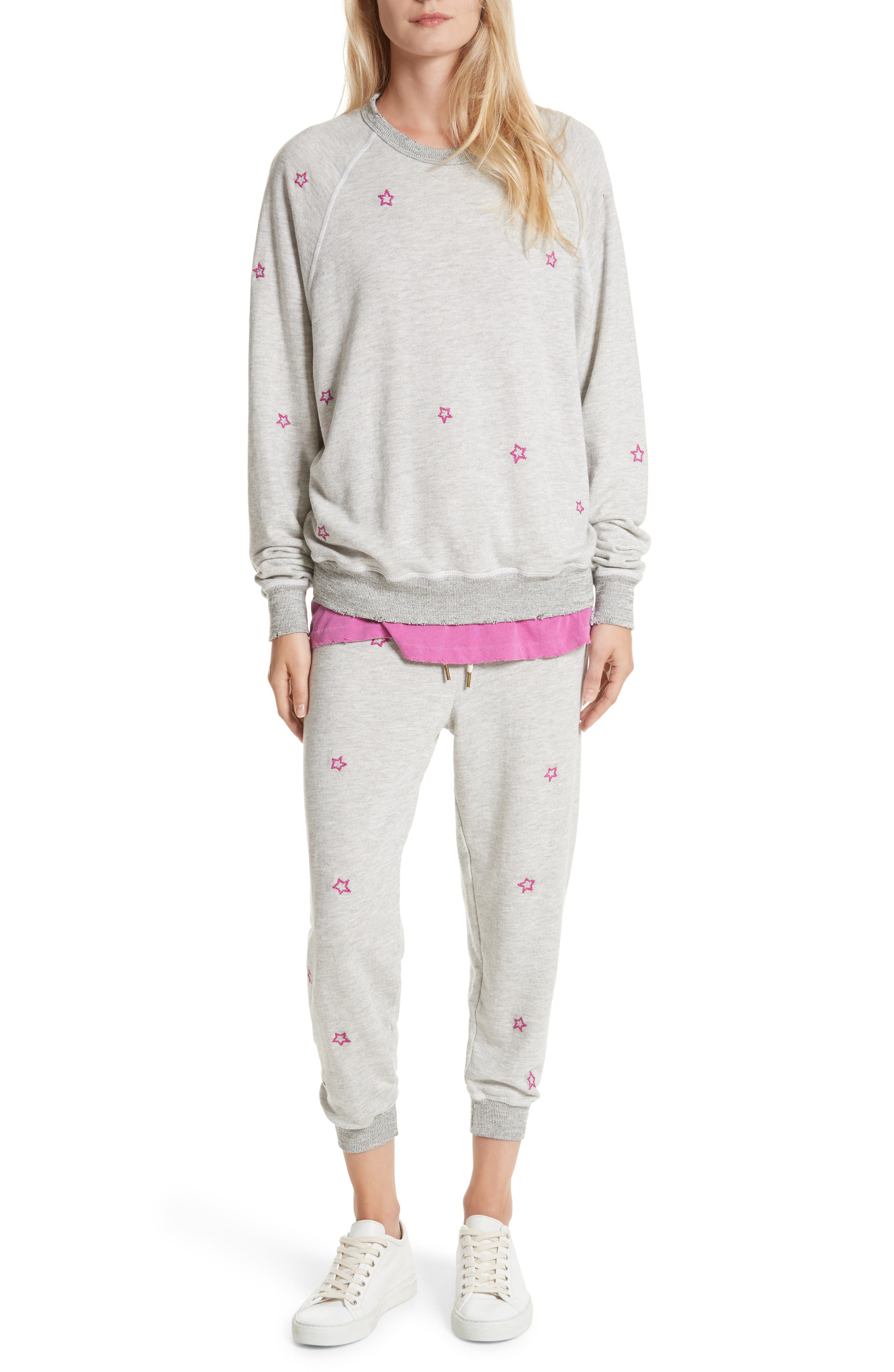 The Cropped Sweatpants,                             Alternate thumbnail 13, color,