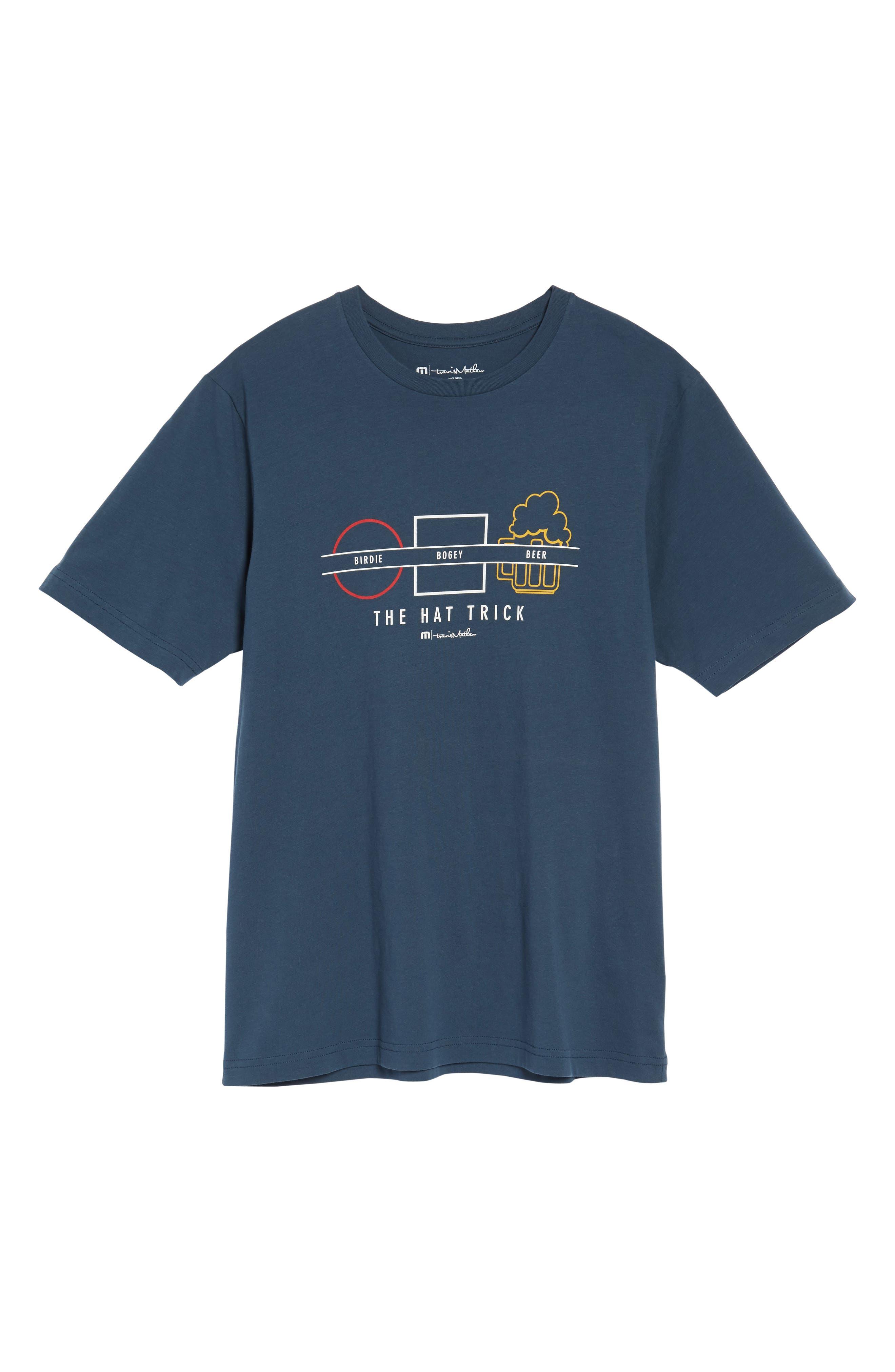 PBFU Graphic T-Shirt,                             Alternate thumbnail 6, color,                             400