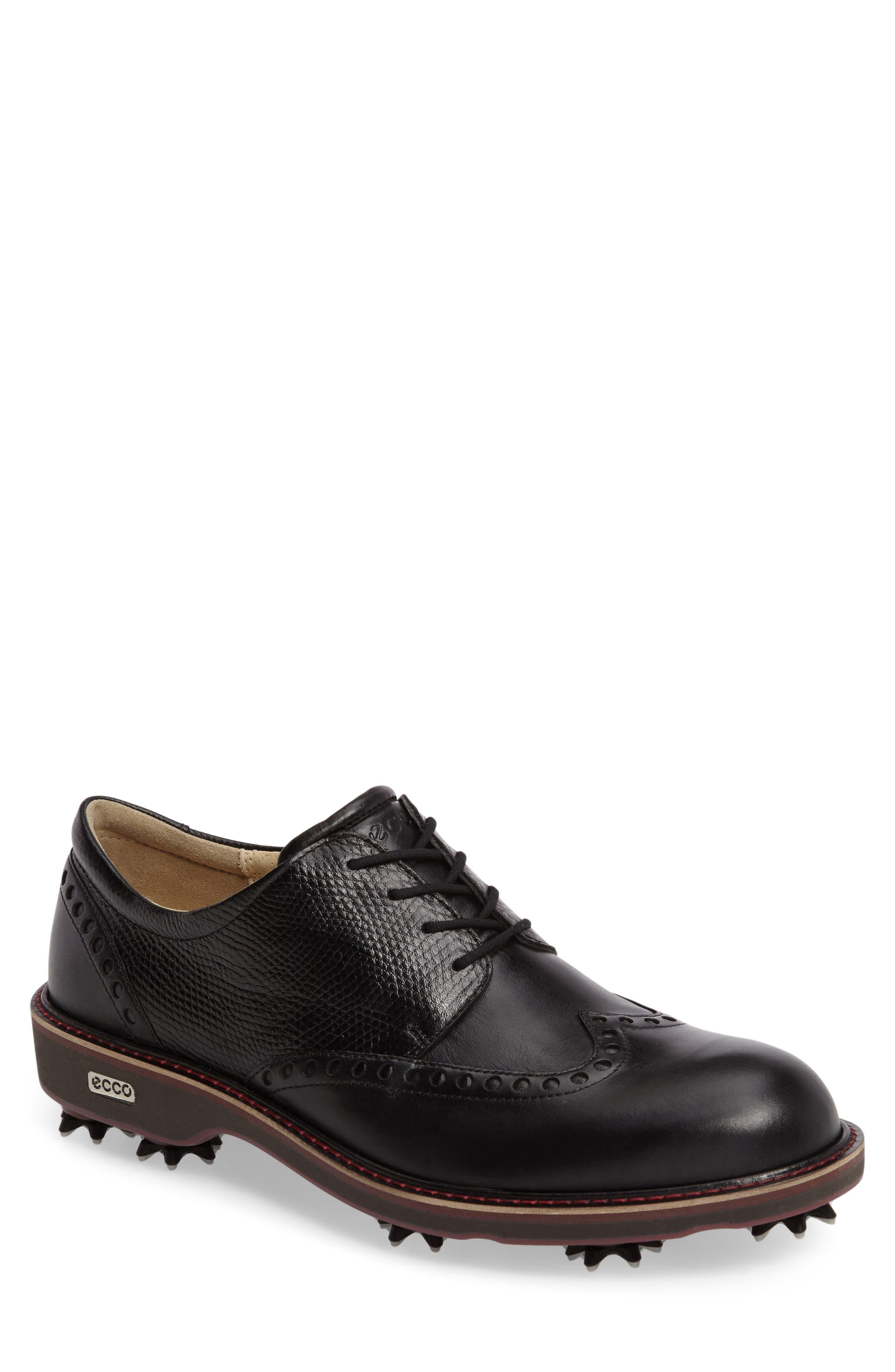 Lux Golf Shoe,                         Main,                         color, 001