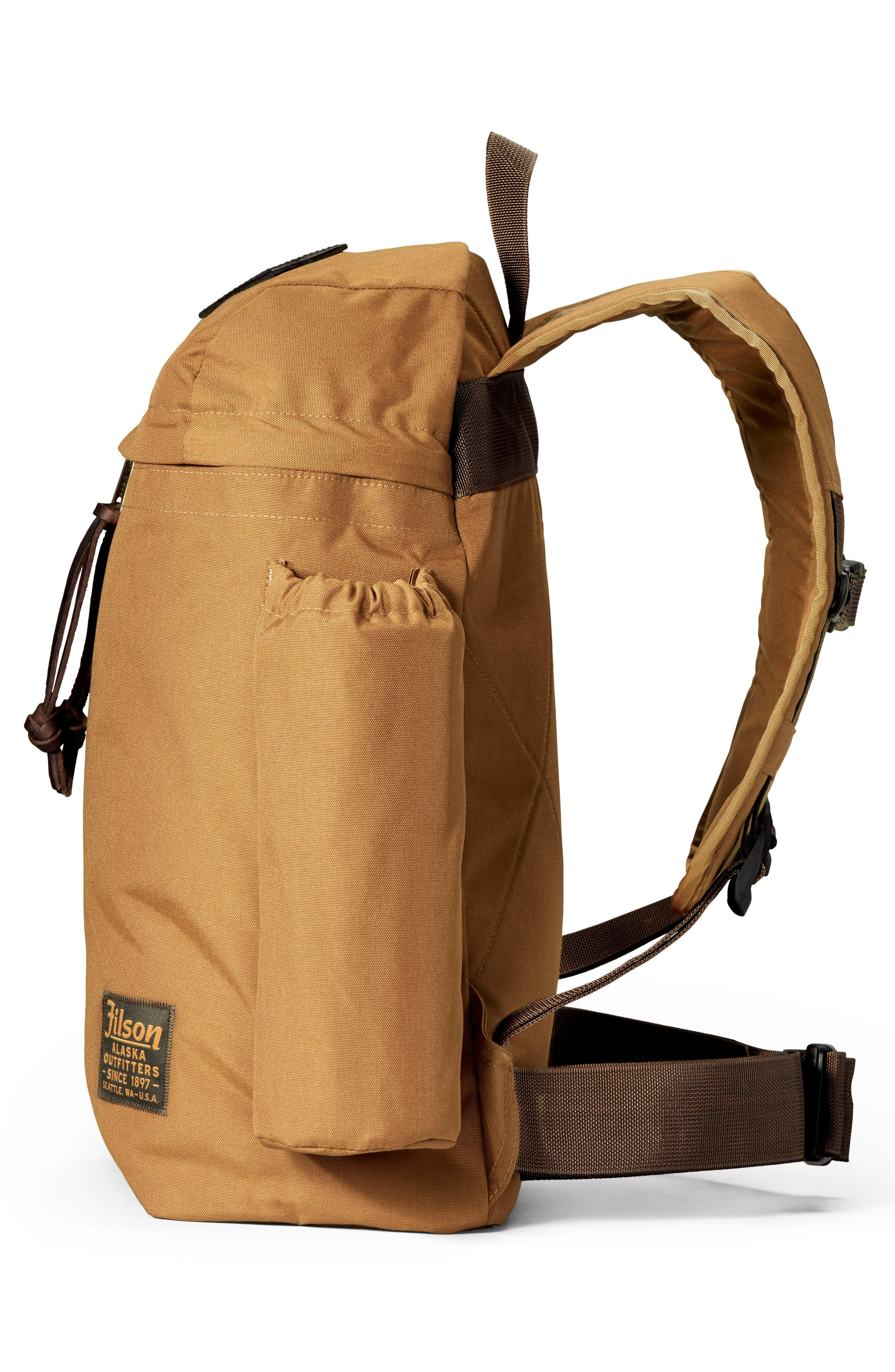 Field Backpack,                             Alternate thumbnail 4, color,                             WHISKEY