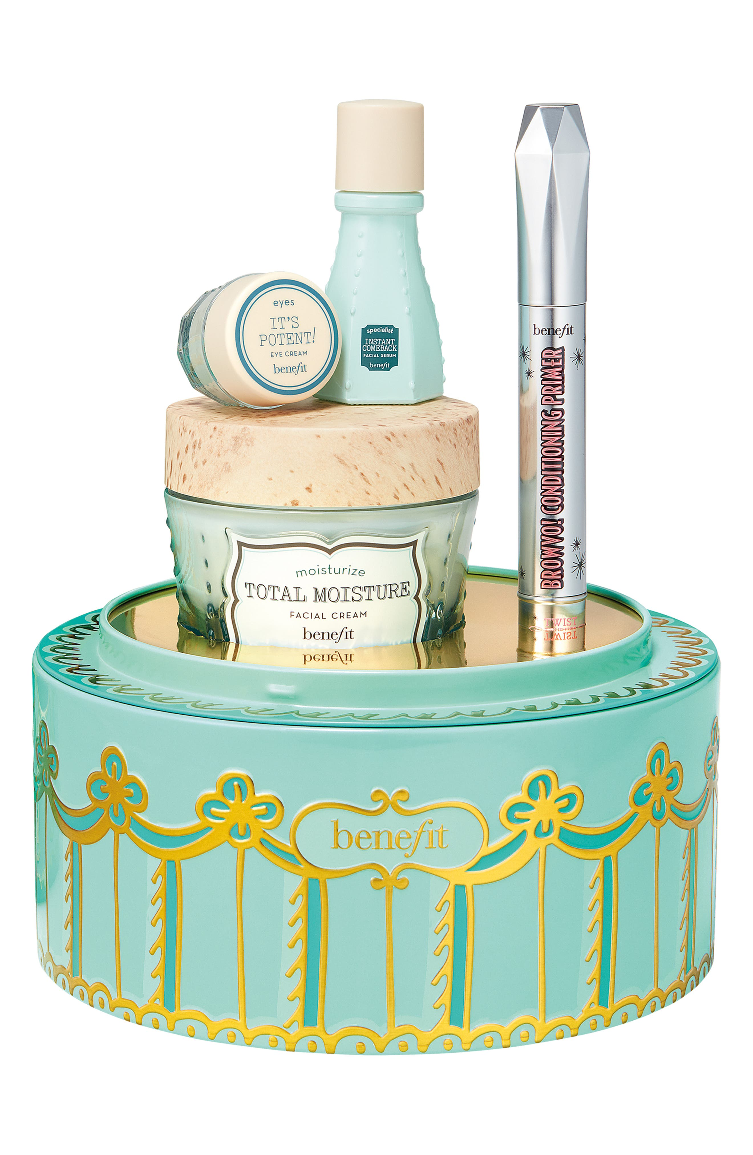 BENEFIT COSMETICS,                             Benefit B.Right Delights Set,                             Alternate thumbnail 2, color,                             000