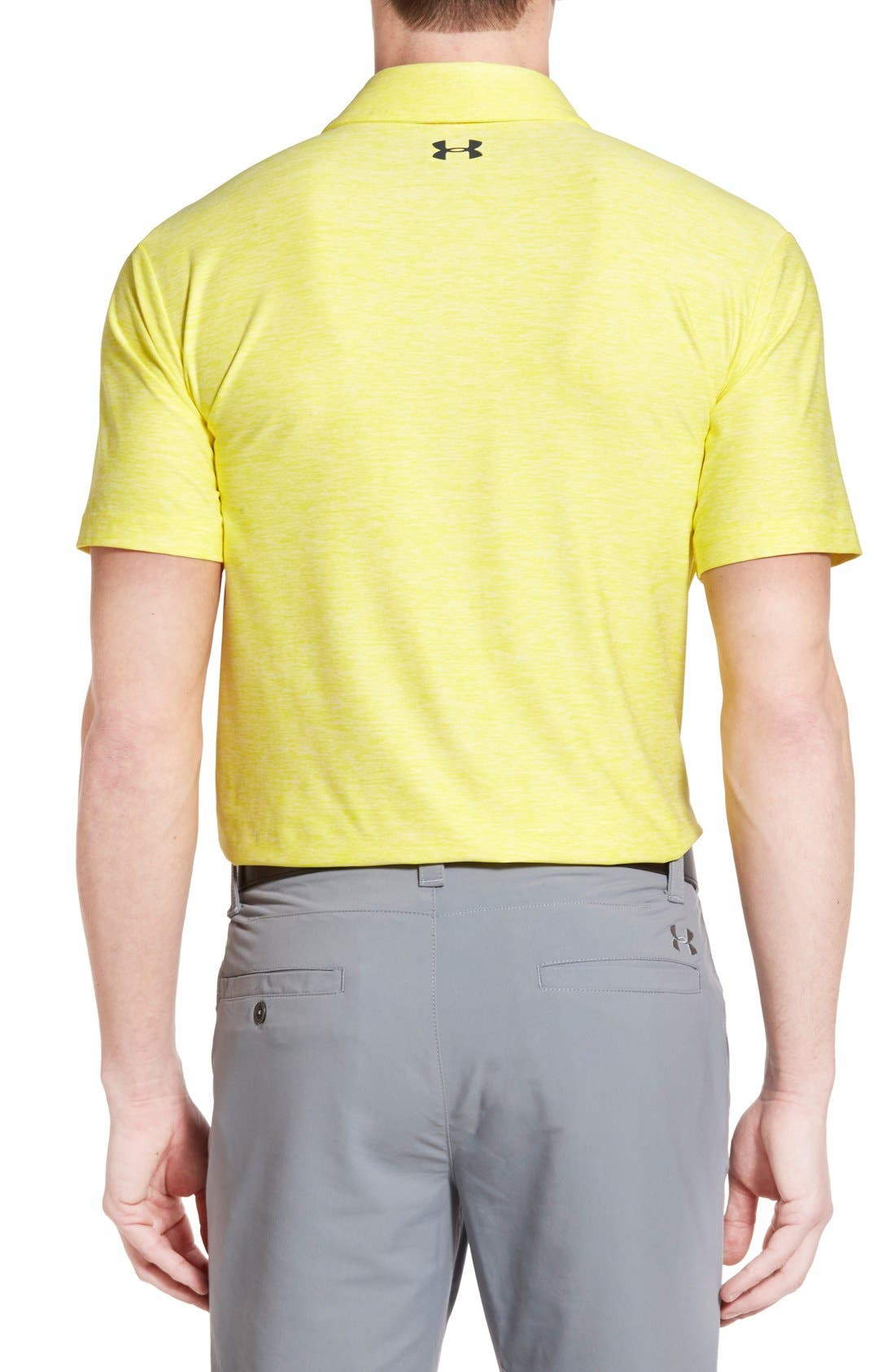 'Playoff' Loose Fit Short Sleeve Polo,                             Alternate thumbnail 115, color,