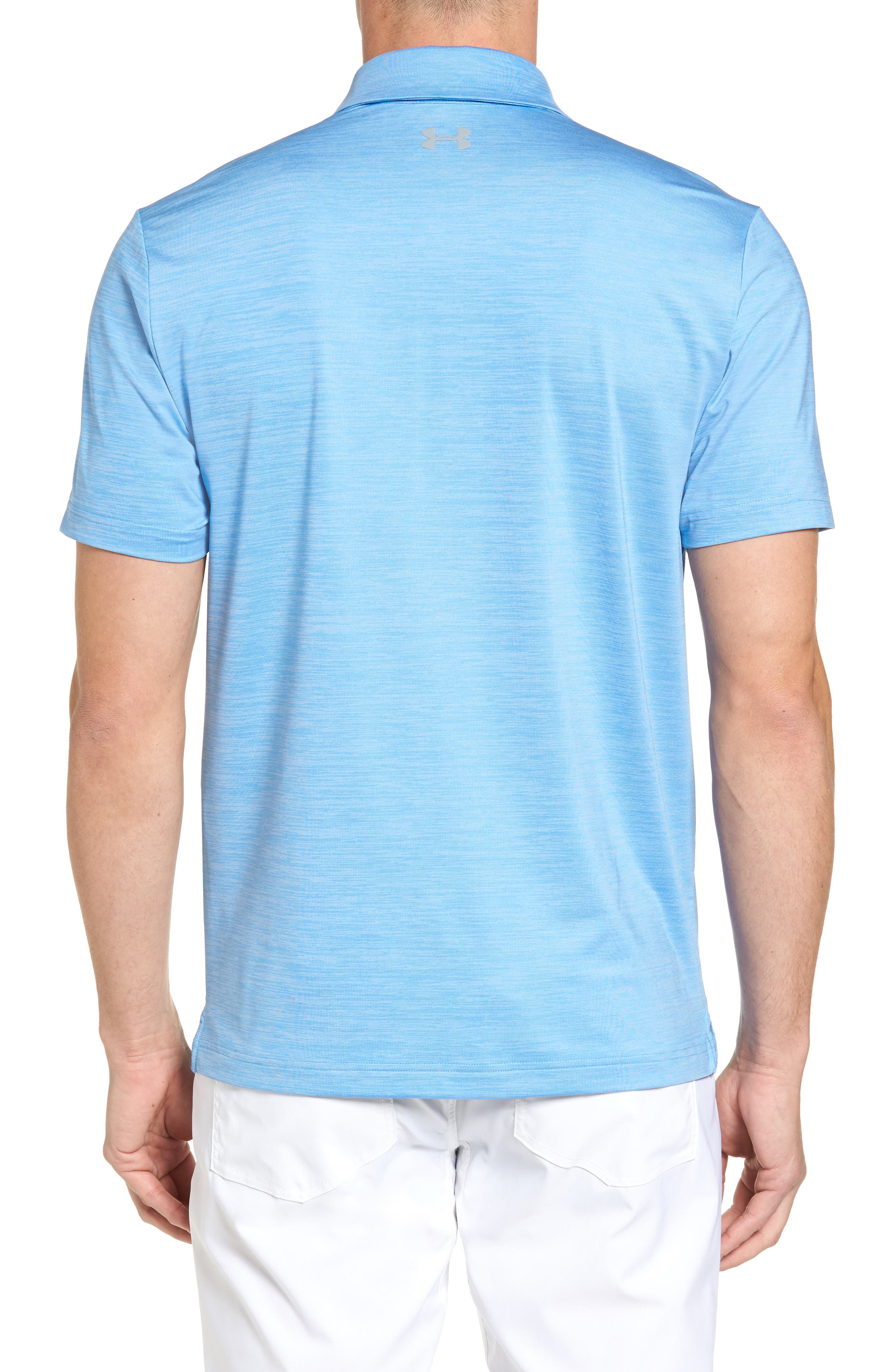 'Playoff' Loose Fit Short Sleeve Polo,                             Alternate thumbnail 98, color,