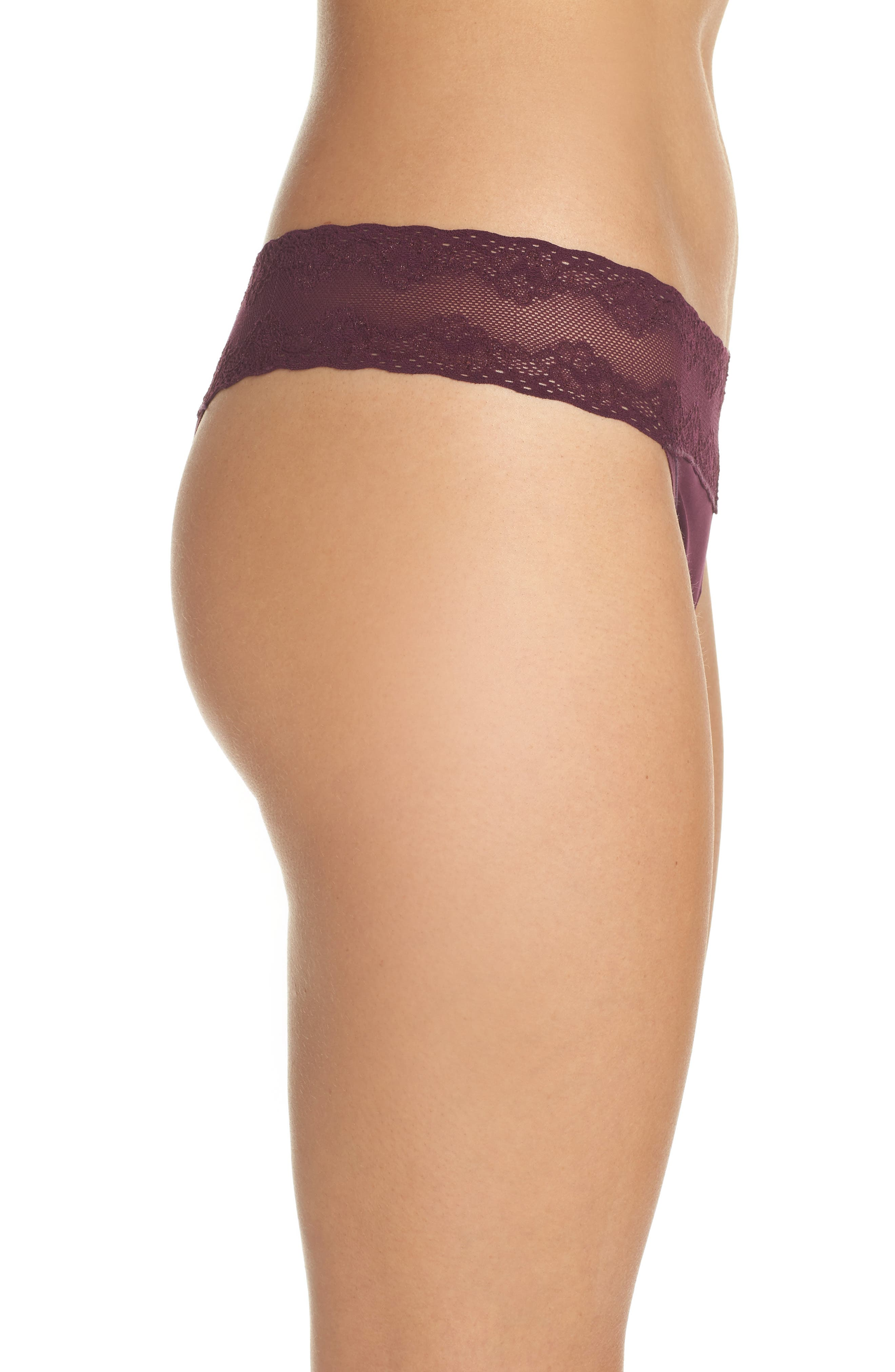 Bliss Perfection Thong,                             Alternate thumbnail 224, color,