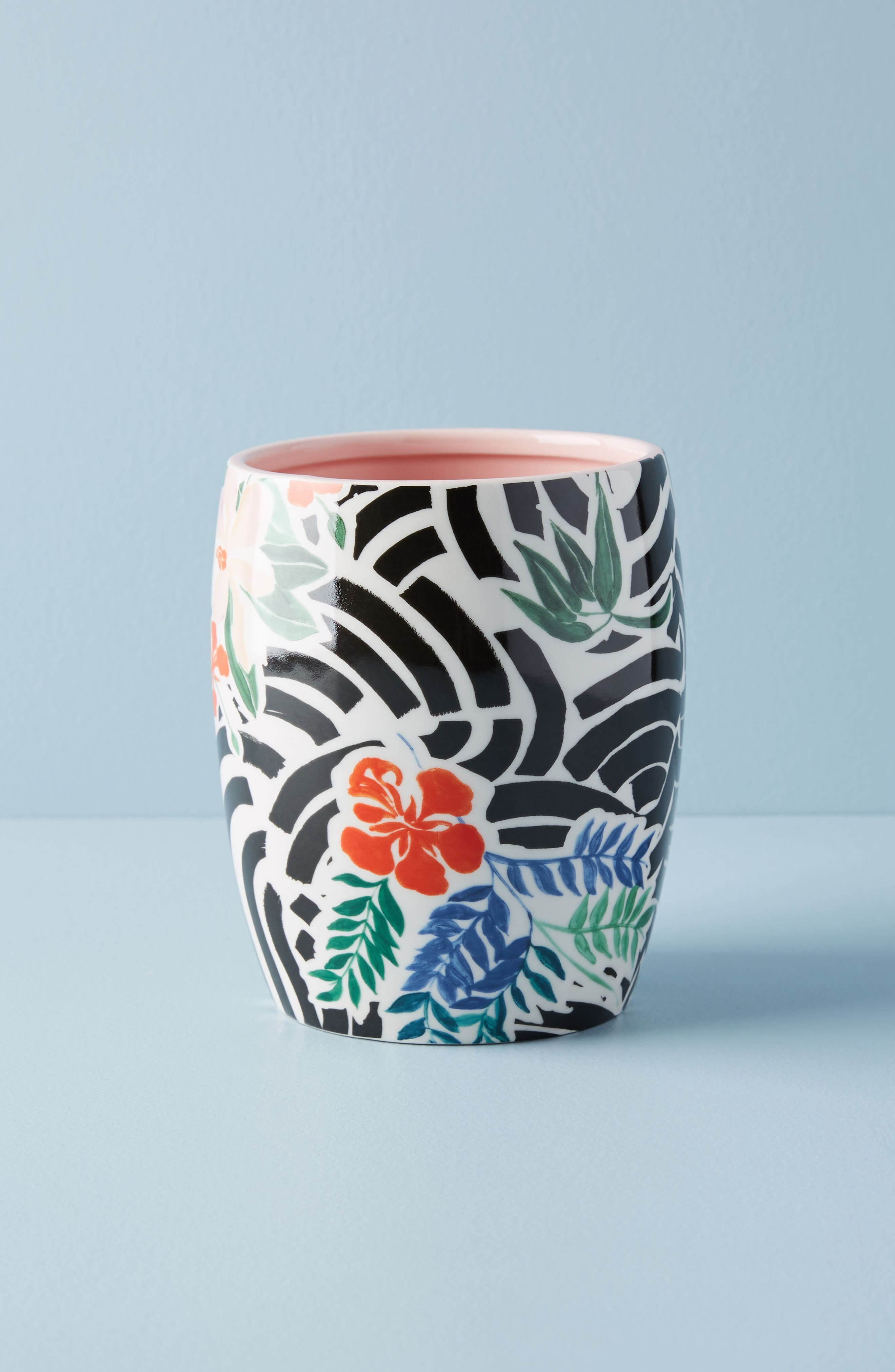 Sisters Gulassa Floral Pot,                             Main thumbnail 1, color,                             001