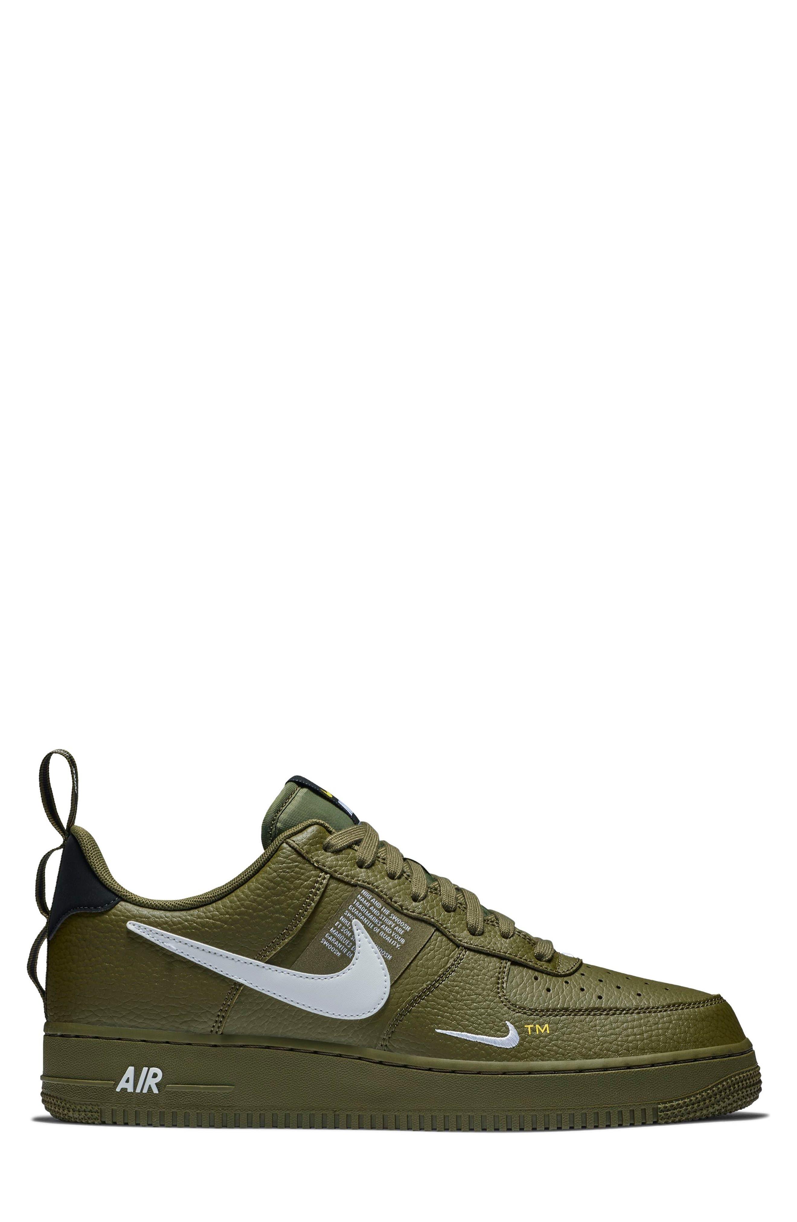 Air Force 1 '07 LV8 Utility Sneaker,                             Alternate thumbnail 3, color,                             300