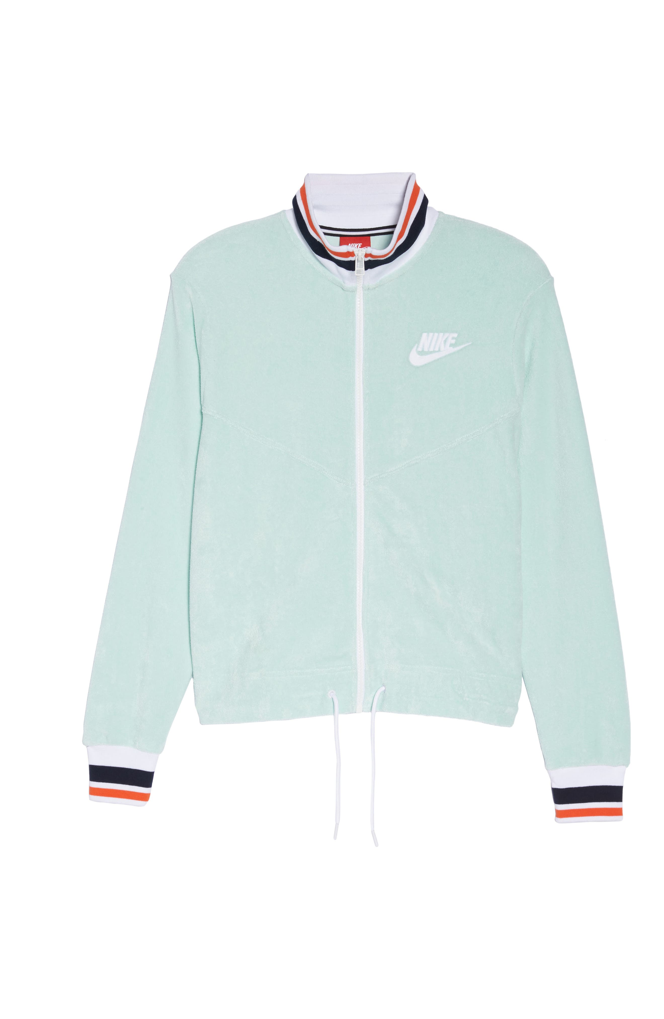 Sportswear French Terry Jacket,                             Alternate thumbnail 24, color,