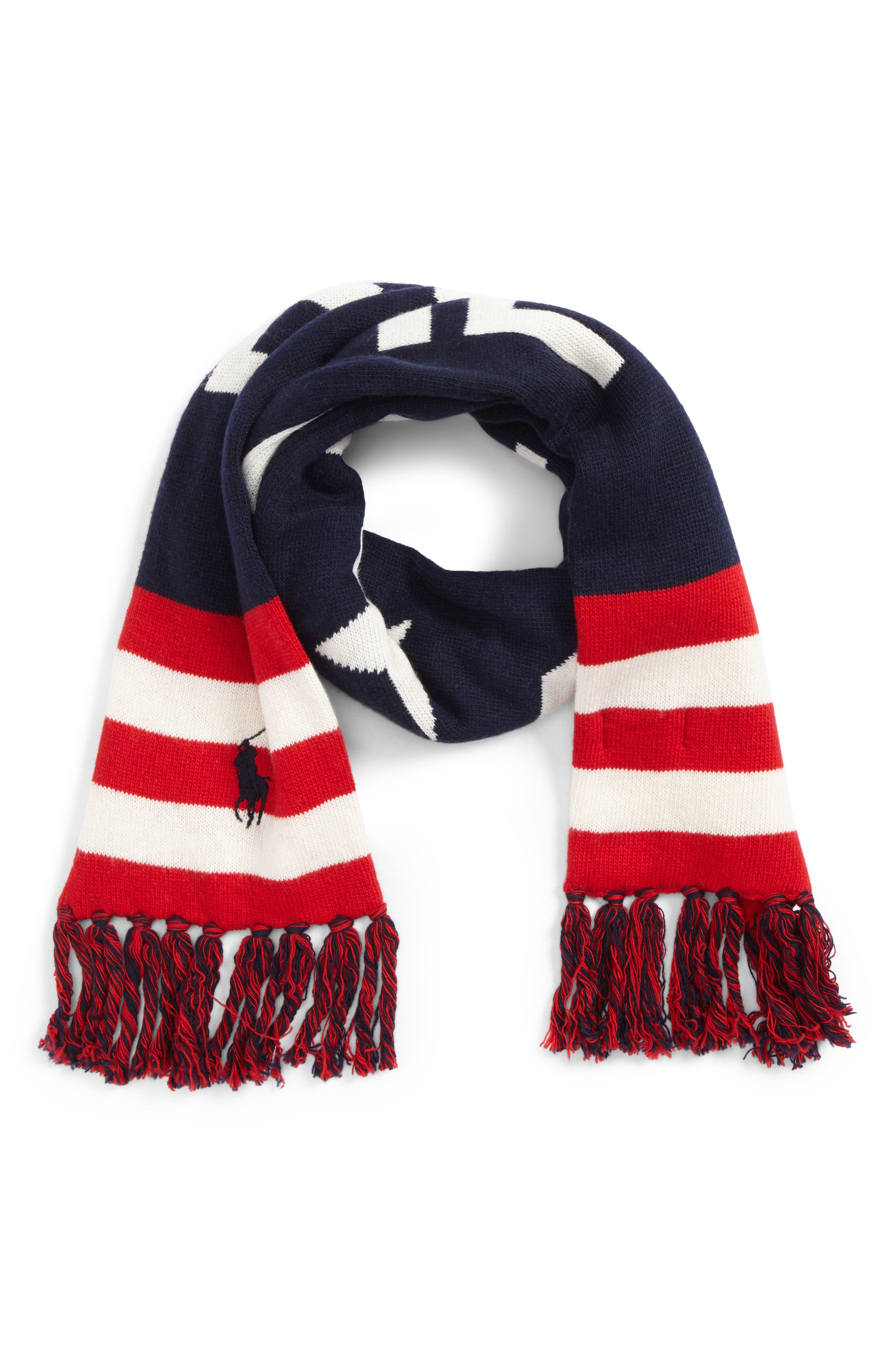 Stadium Scarf,                             Main thumbnail 1, color,                             411