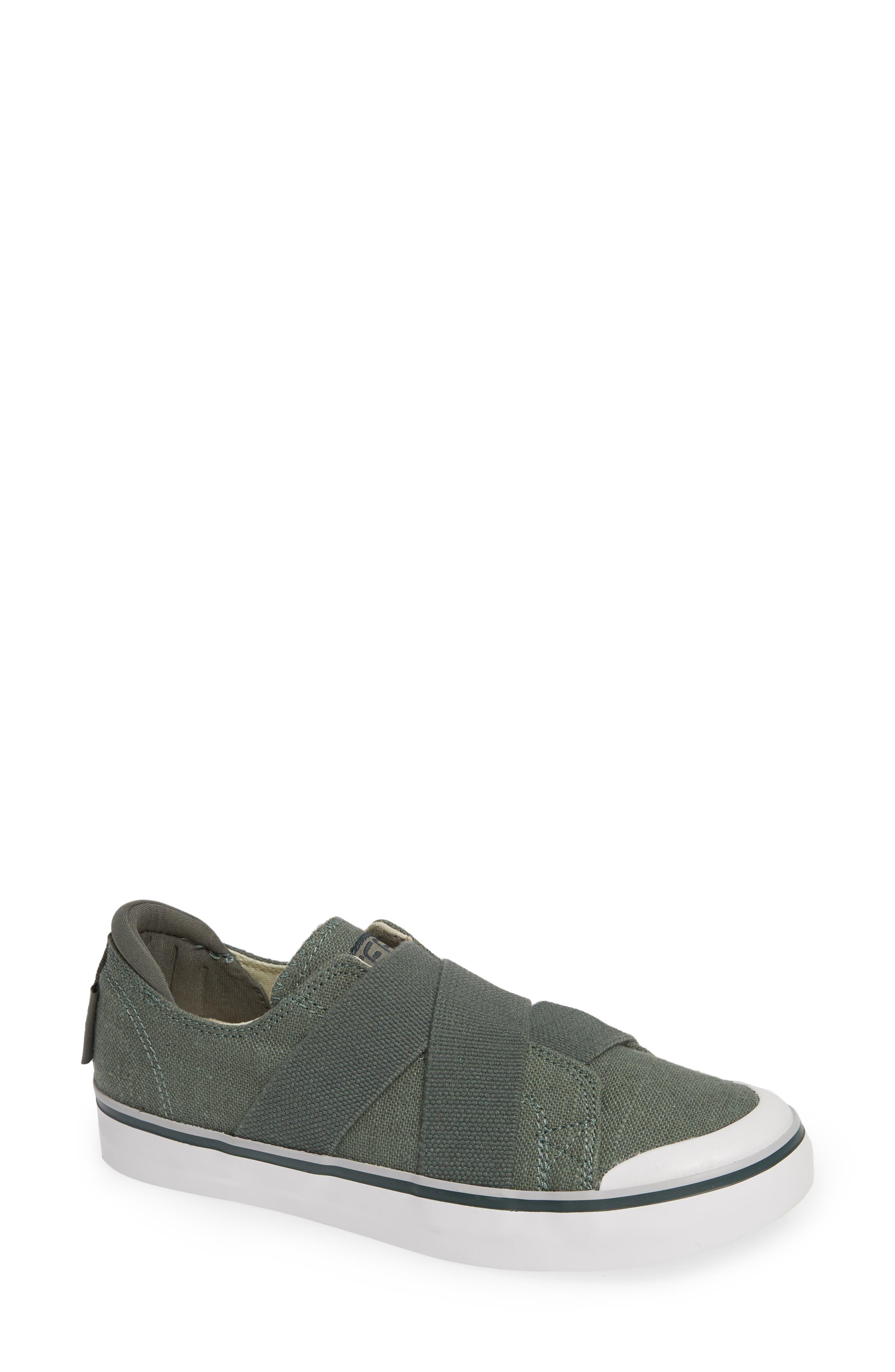 Keen Elsa Iii Slip-On Sneaker, Green
