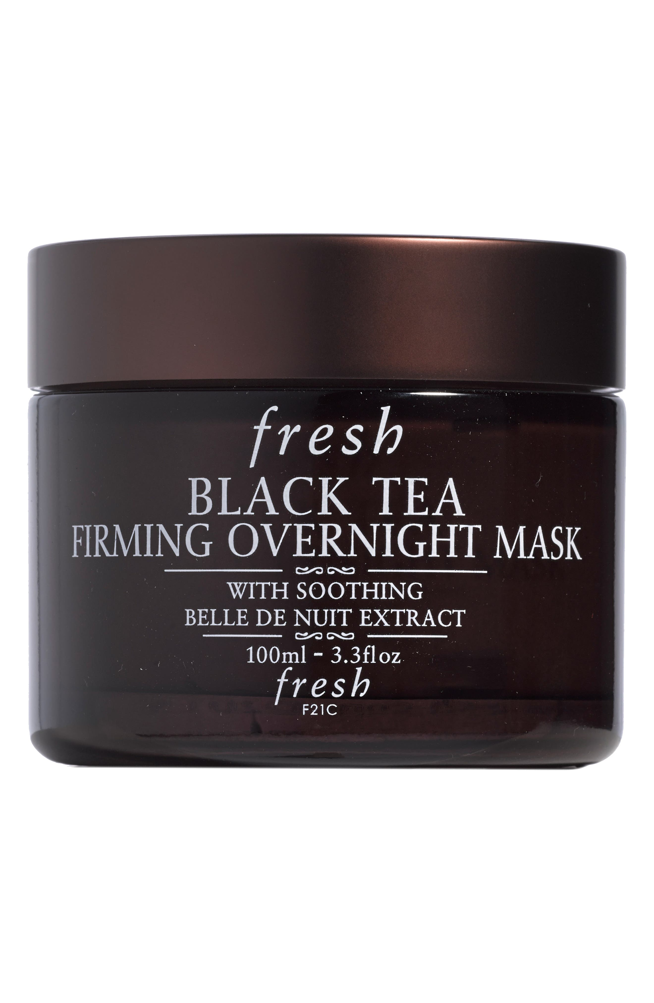 FRESH<SUP>®</SUP> Black Tea Firming Overnight Mask, Main, color, NO COLOR