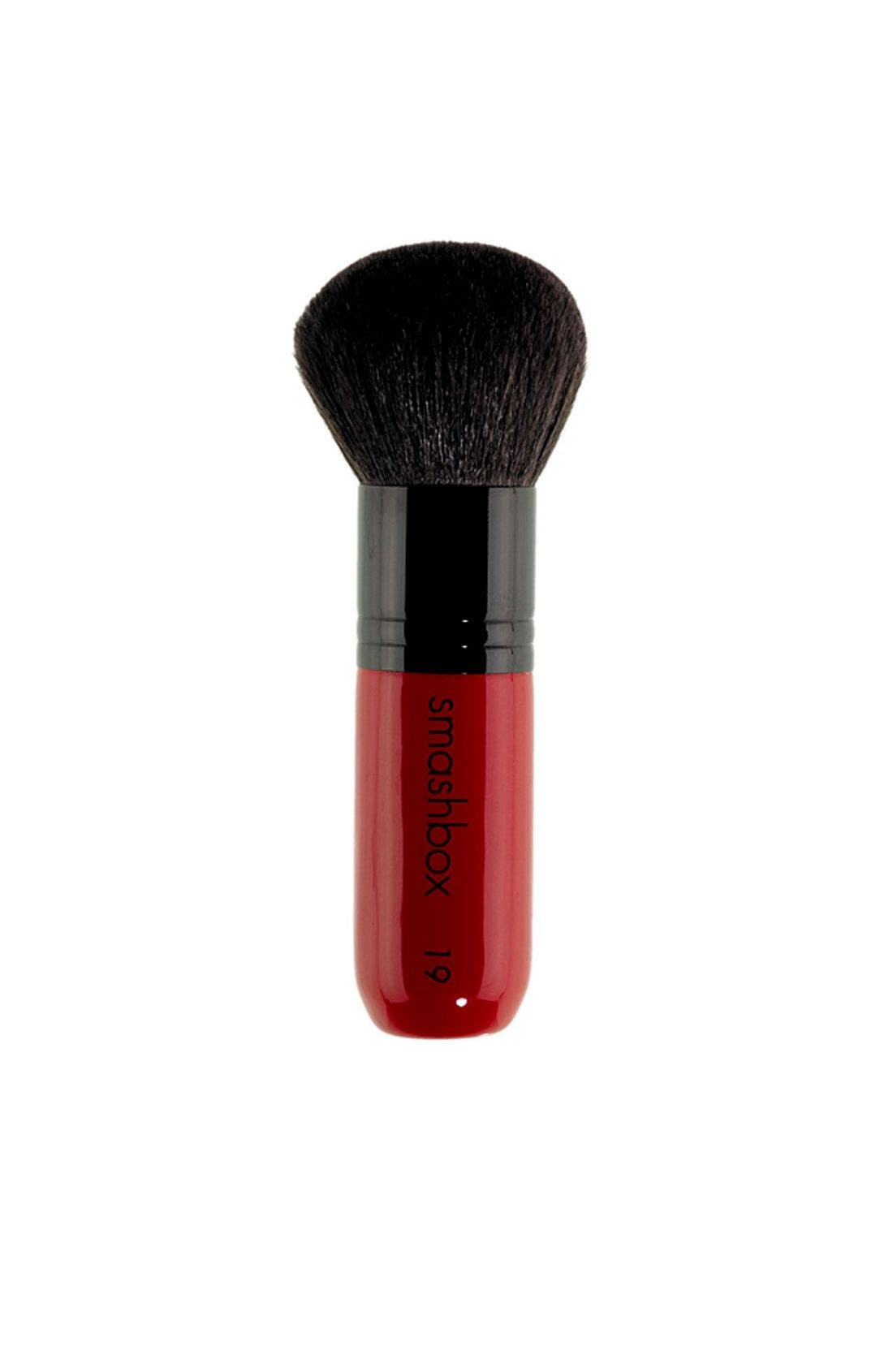 Face & Body Brush #19, Main, color, 000