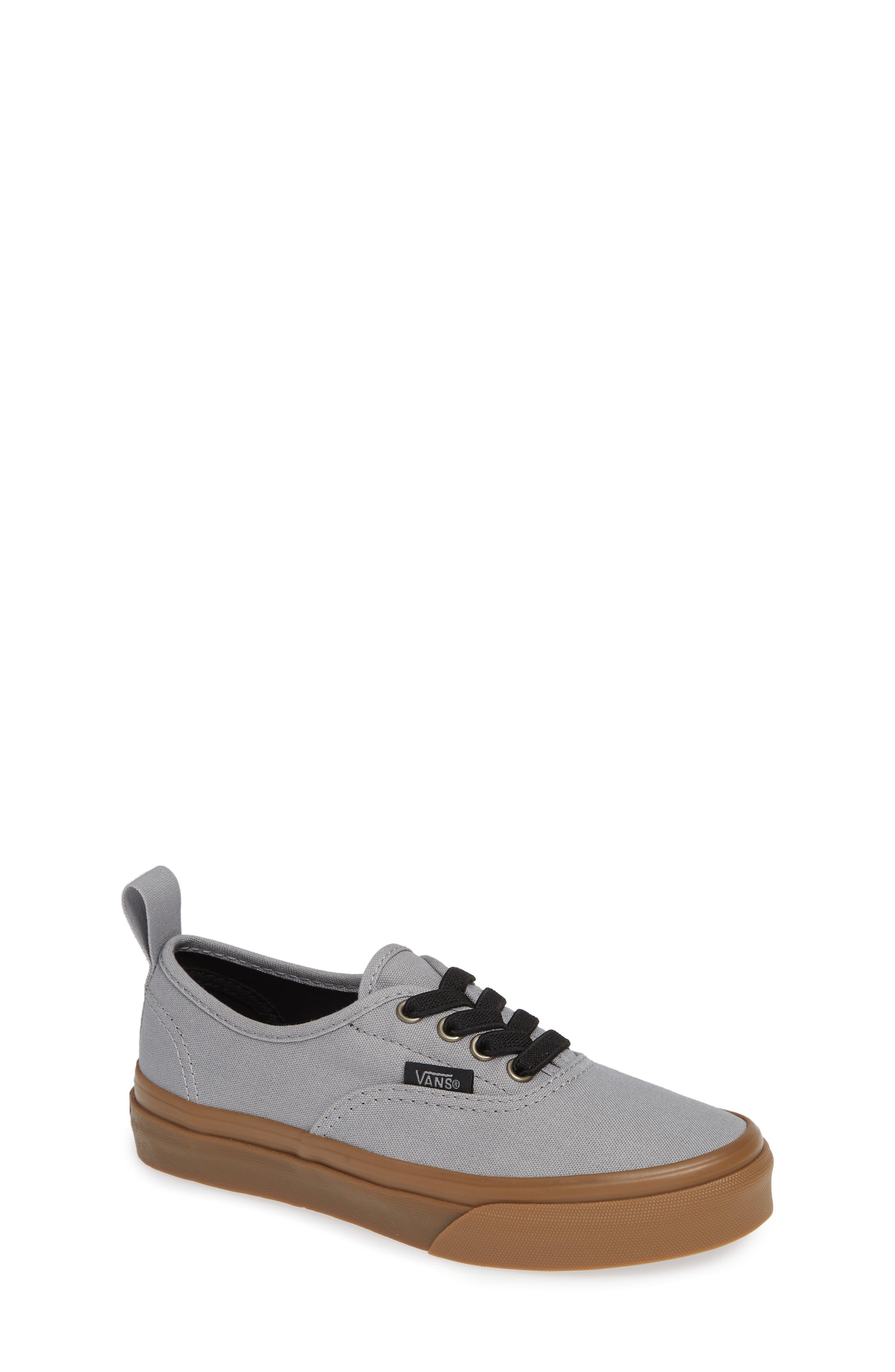 Authentic Sneaker,                             Main thumbnail 1, color,                             GUM OUTSOLE ALLOY/ BLACK