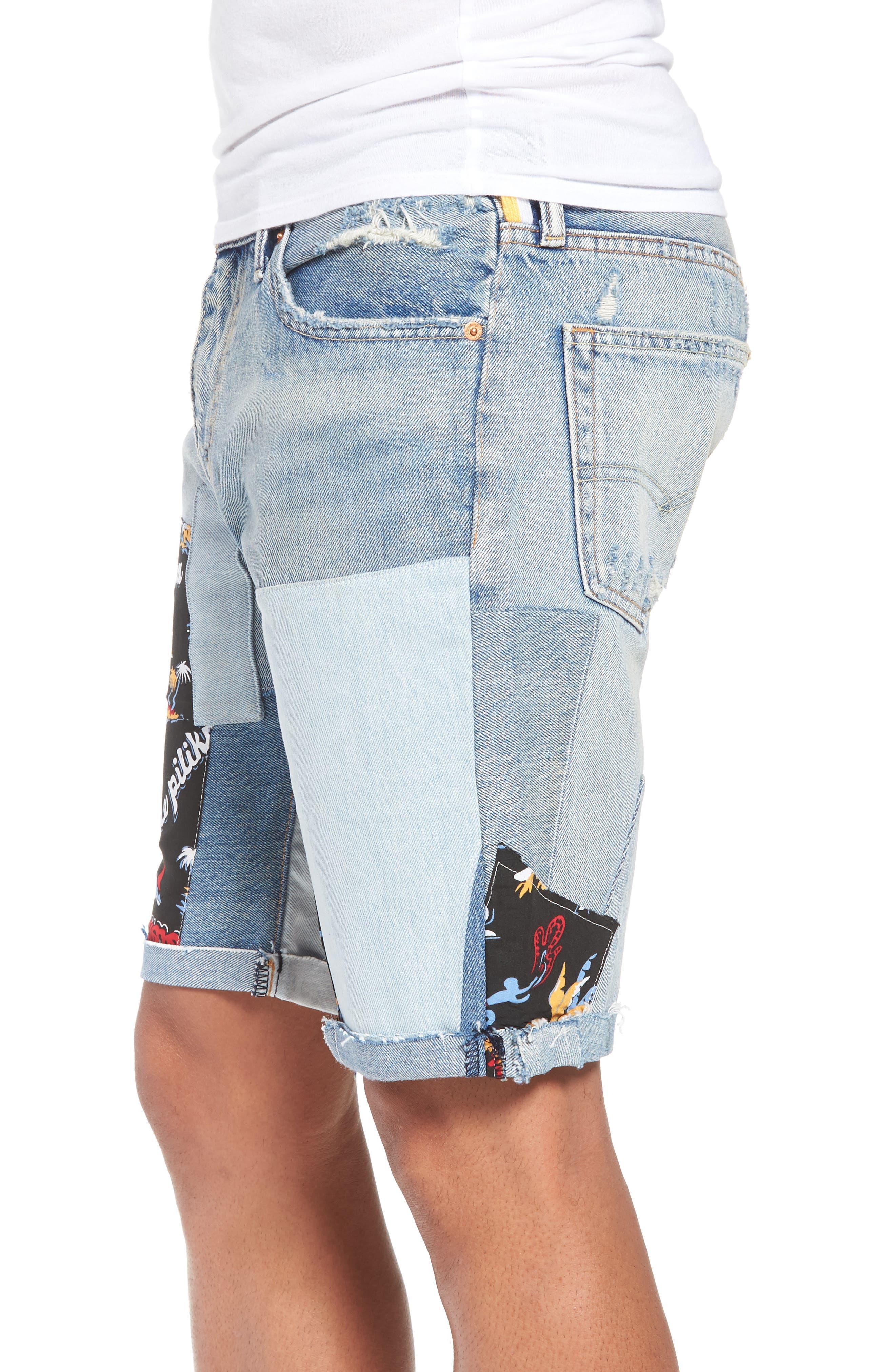 511<sup>®</sup> Cutoff Denim Shorts,                             Alternate thumbnail 4, color,                             420