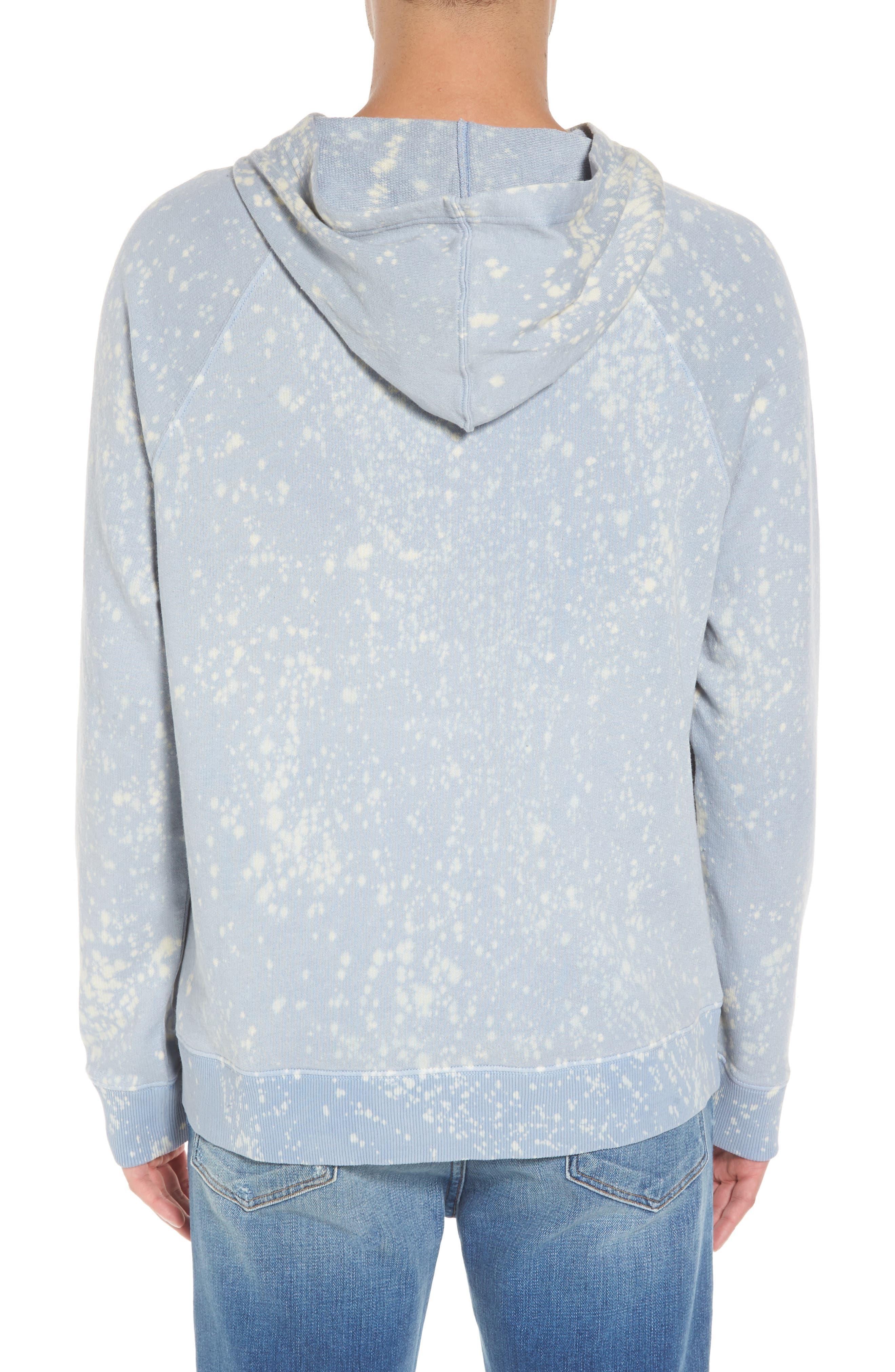 Bleached Hoodie Sweatshirt,                             Alternate thumbnail 2, color,                             450