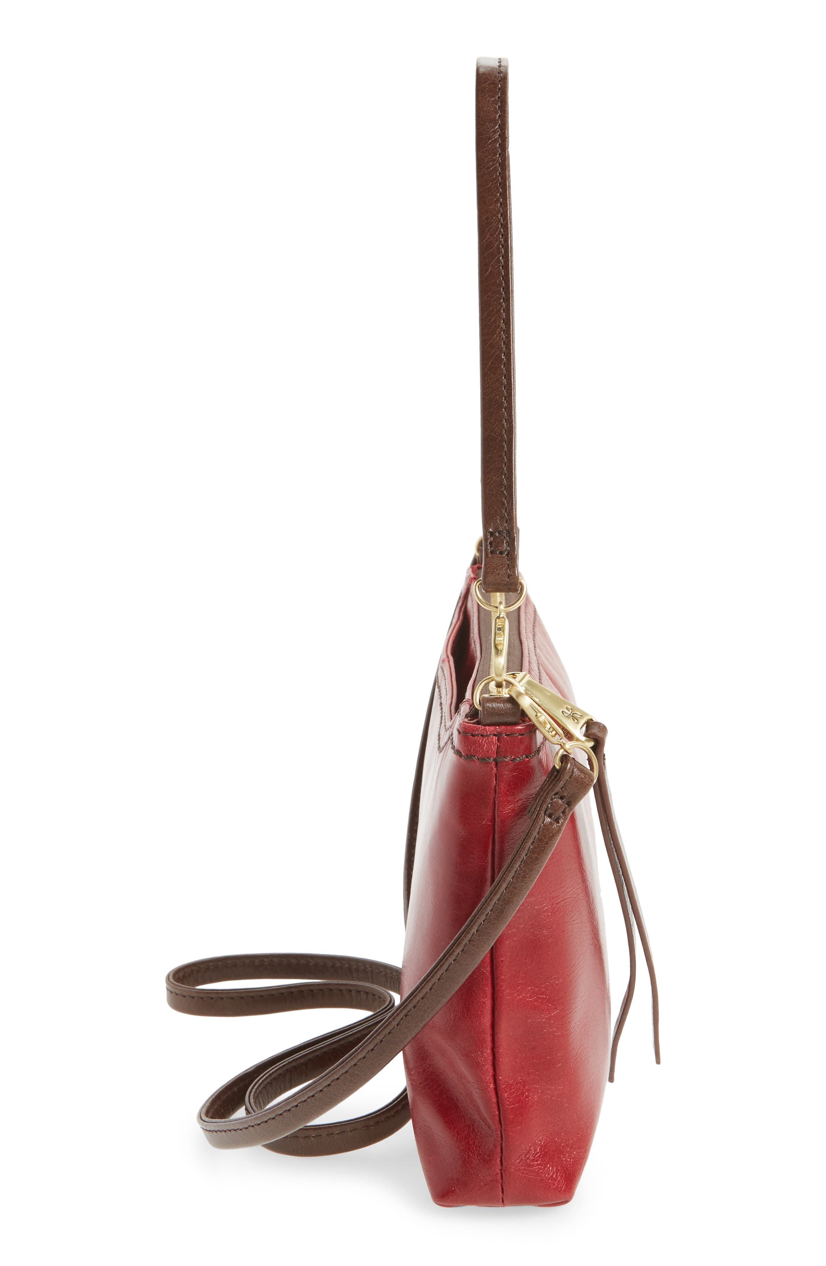 'Darcy' Leather Crossbody Bag,                             Alternate thumbnail 97, color,