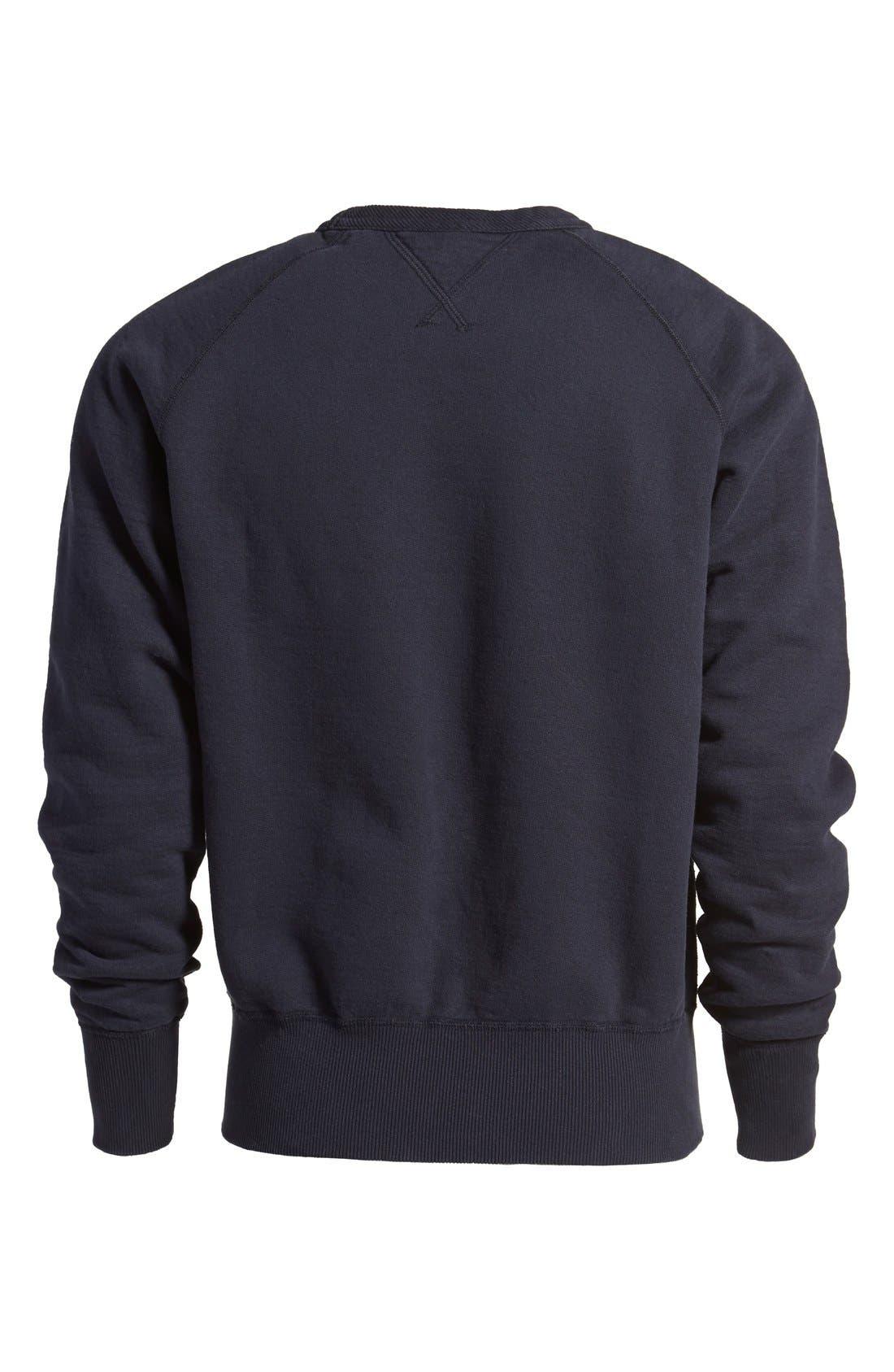BEST MADE CO.,                             Best Made Co '20 oz. Standard' Sweatshirt,                             Alternate thumbnail 3, color,                             400