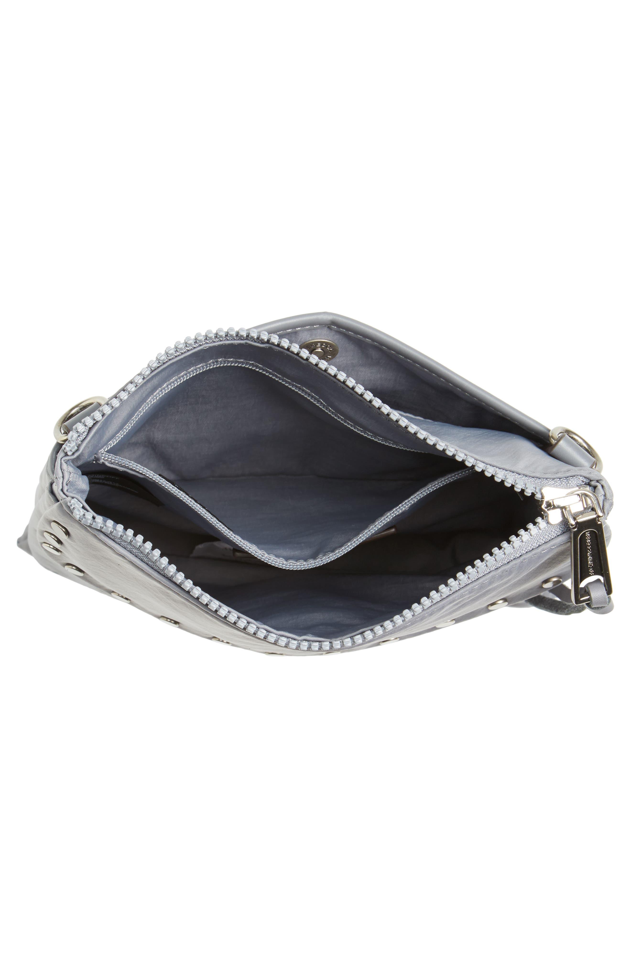 Nylon Flap Crossbody Bag,                             Alternate thumbnail 20, color,