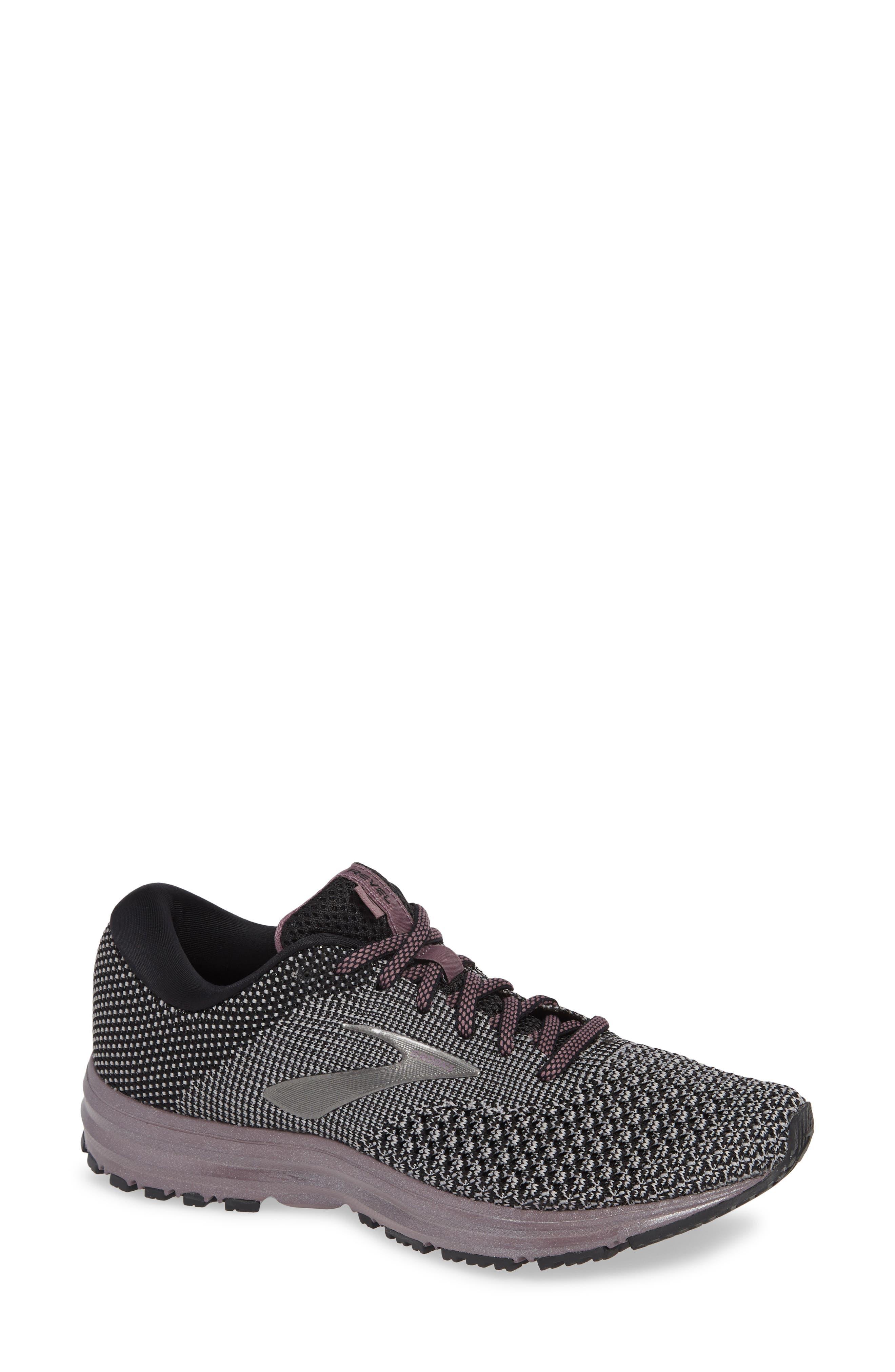 Brooks Revel 2 Running Shoe B - Black