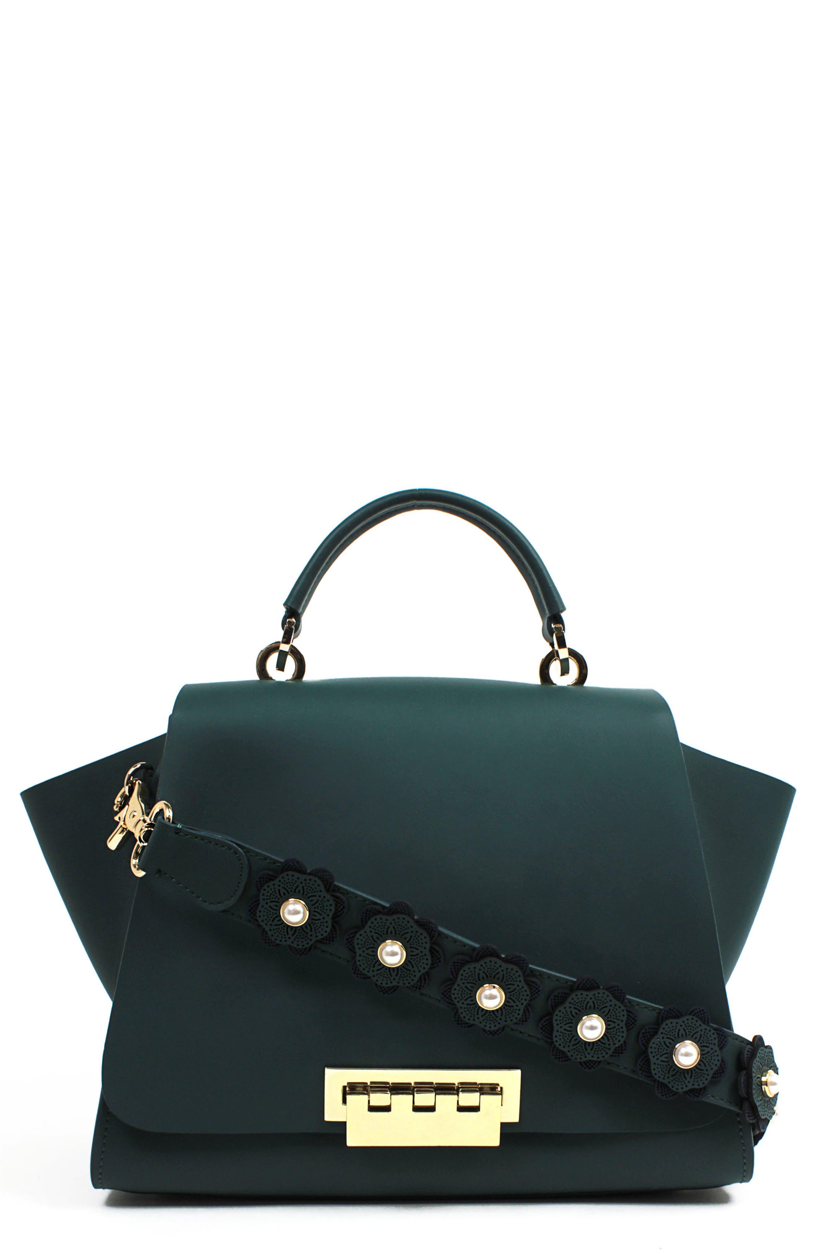 Eartha Iconic Leather Top Handle Satchel,                         Main,                         color, 300