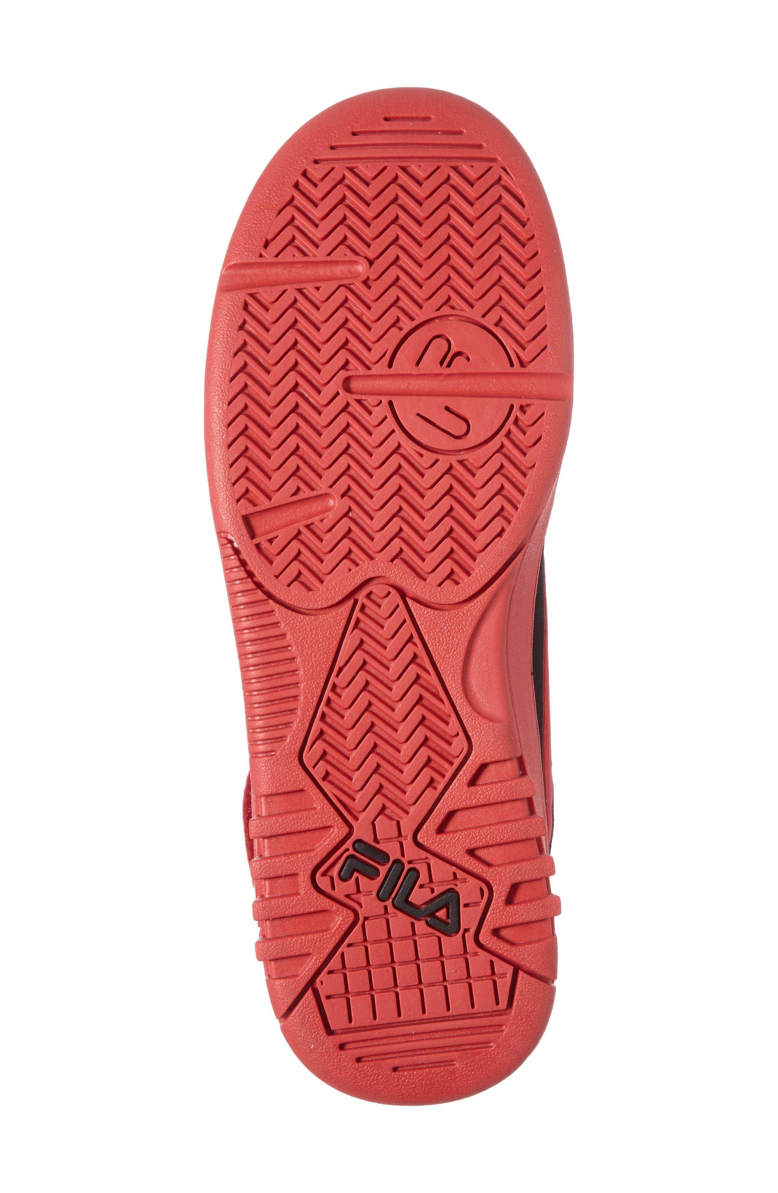 USA FX-100 High Top Sneaker,                             Alternate thumbnail 5, color,                             001