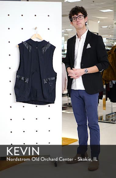 Perpetual 18 Fitted Hooded Vest, sales video thumbnail