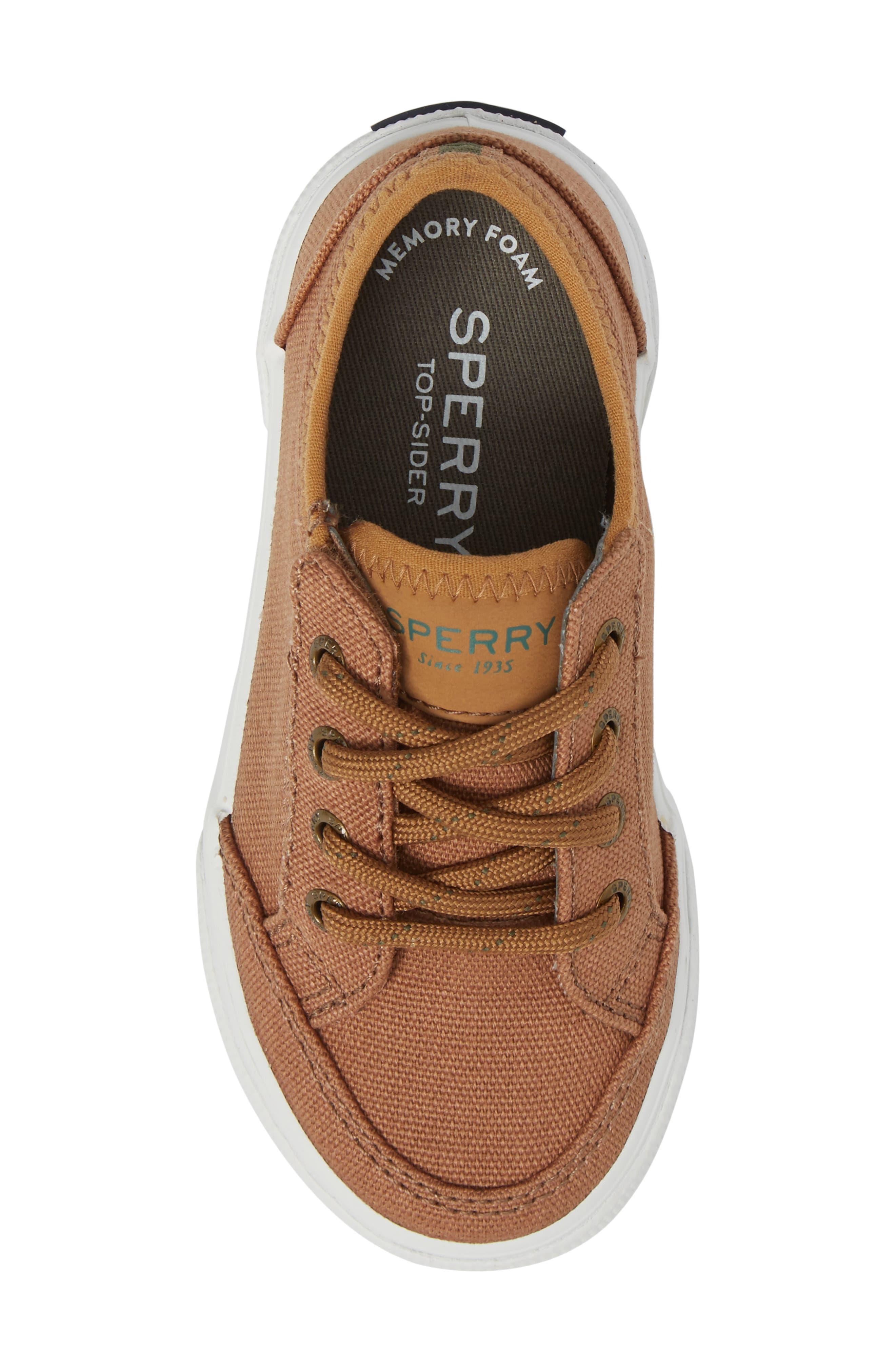 Sperry Deckfin Jr. Sneaker,                             Alternate thumbnail 5, color,