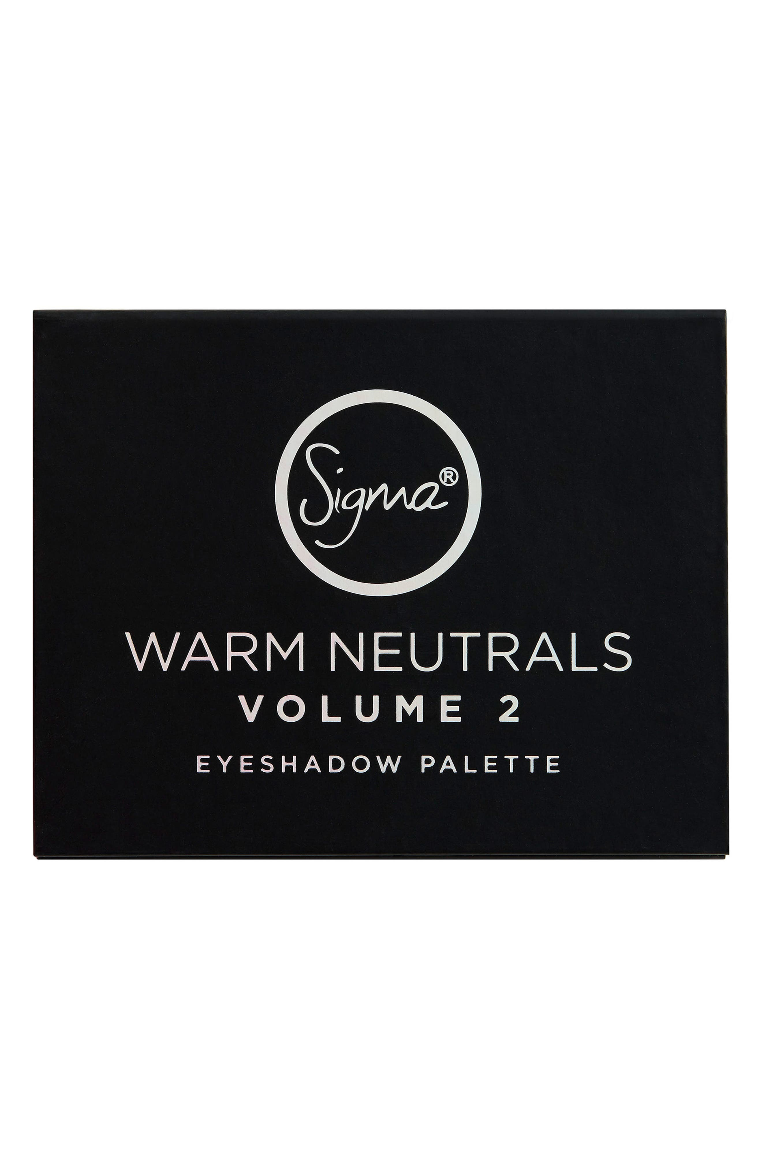 Warm Neutrals Volume 2 Palette,                             Alternate thumbnail 3, color,                             000