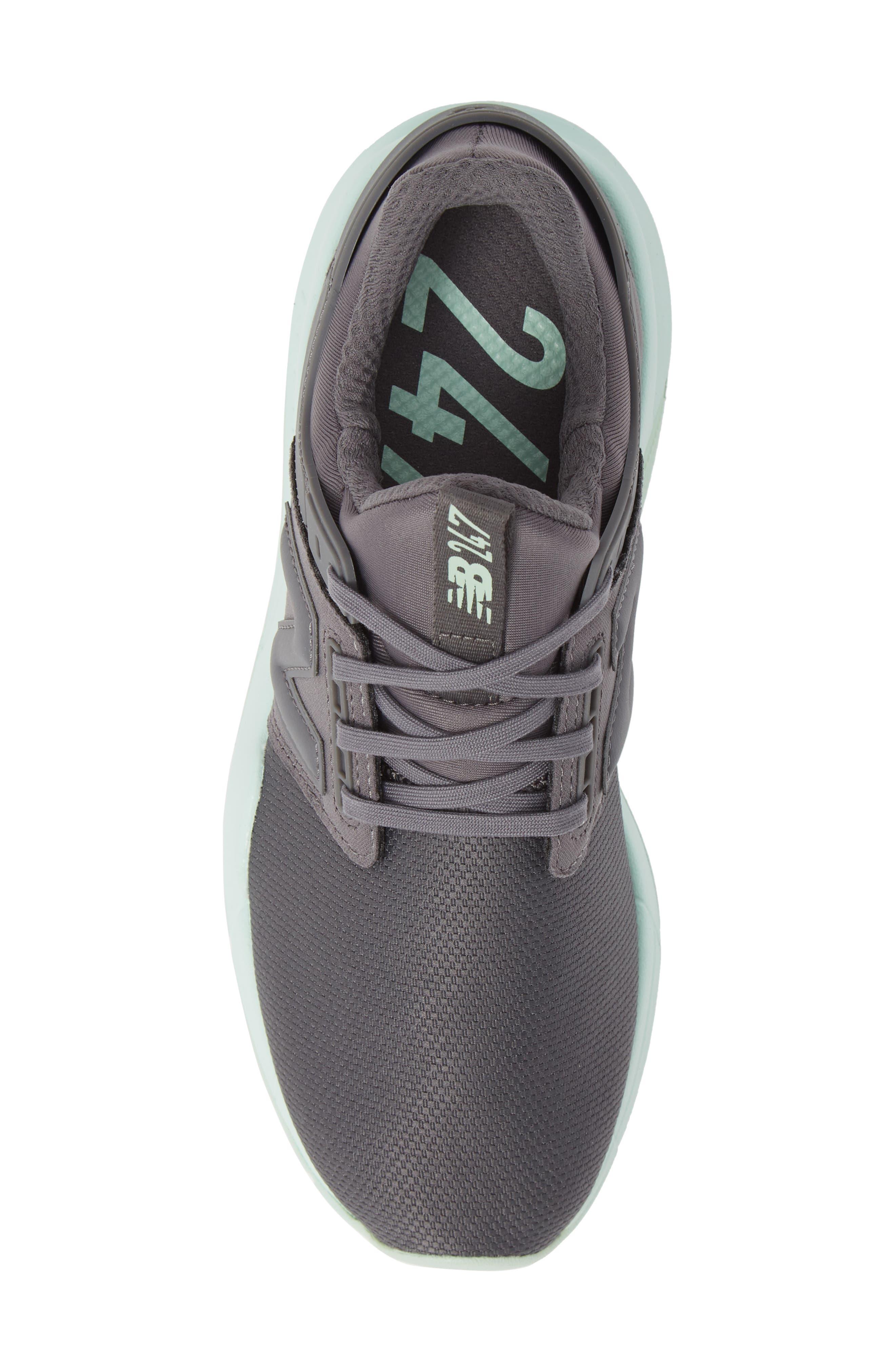 Sport Style 247 Sneaker,                             Alternate thumbnail 5, color,                             020