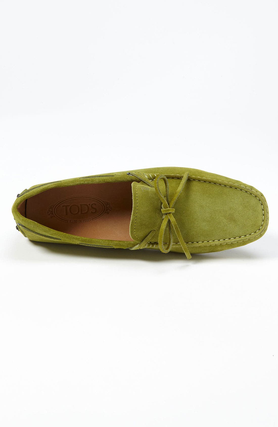 Gommini Tie Front Driving Moccasin,                             Alternate thumbnail 31, color,