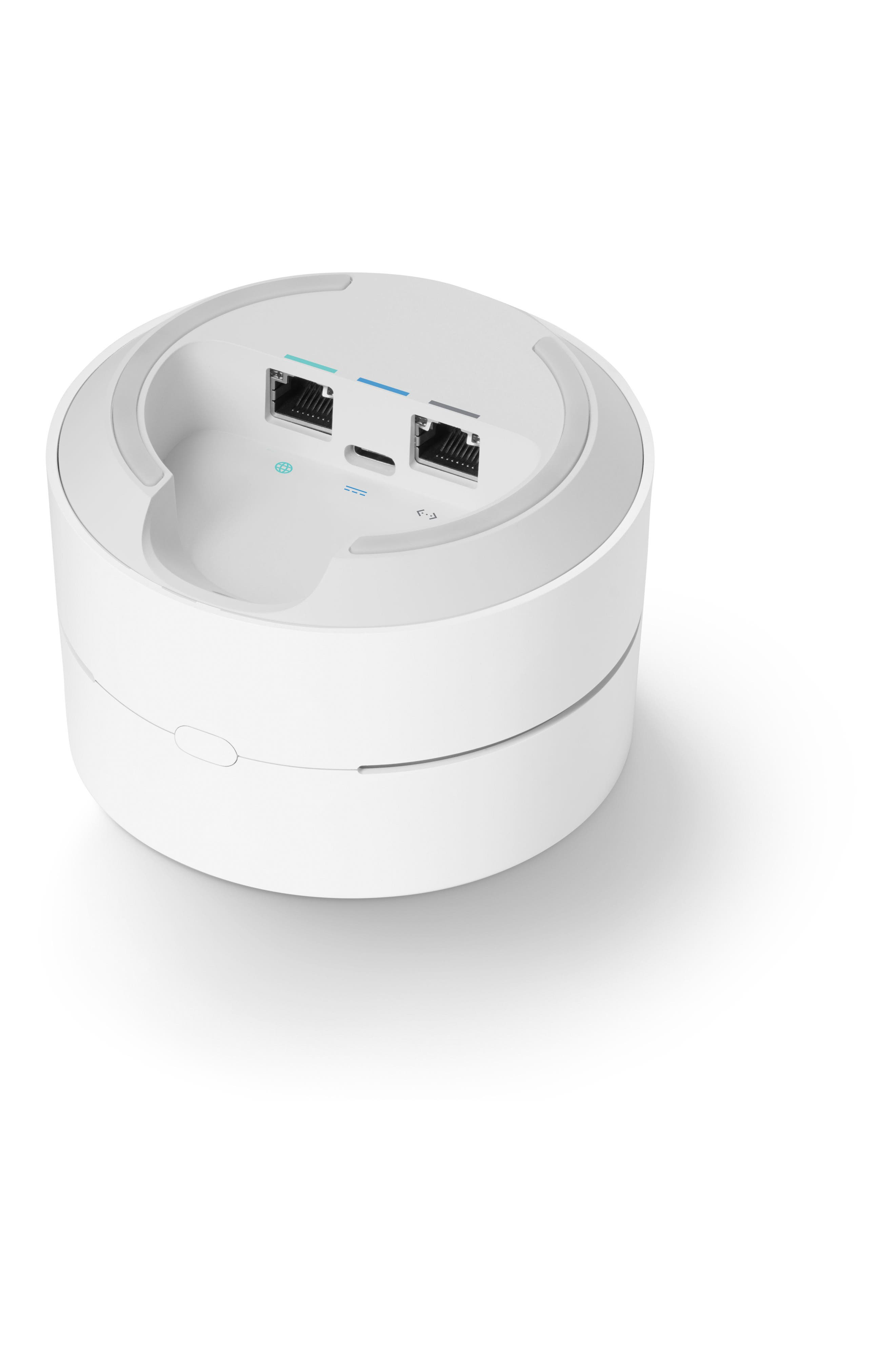 Wi-Fi 3-Pack,                             Alternate thumbnail 2, color,                             WHITE