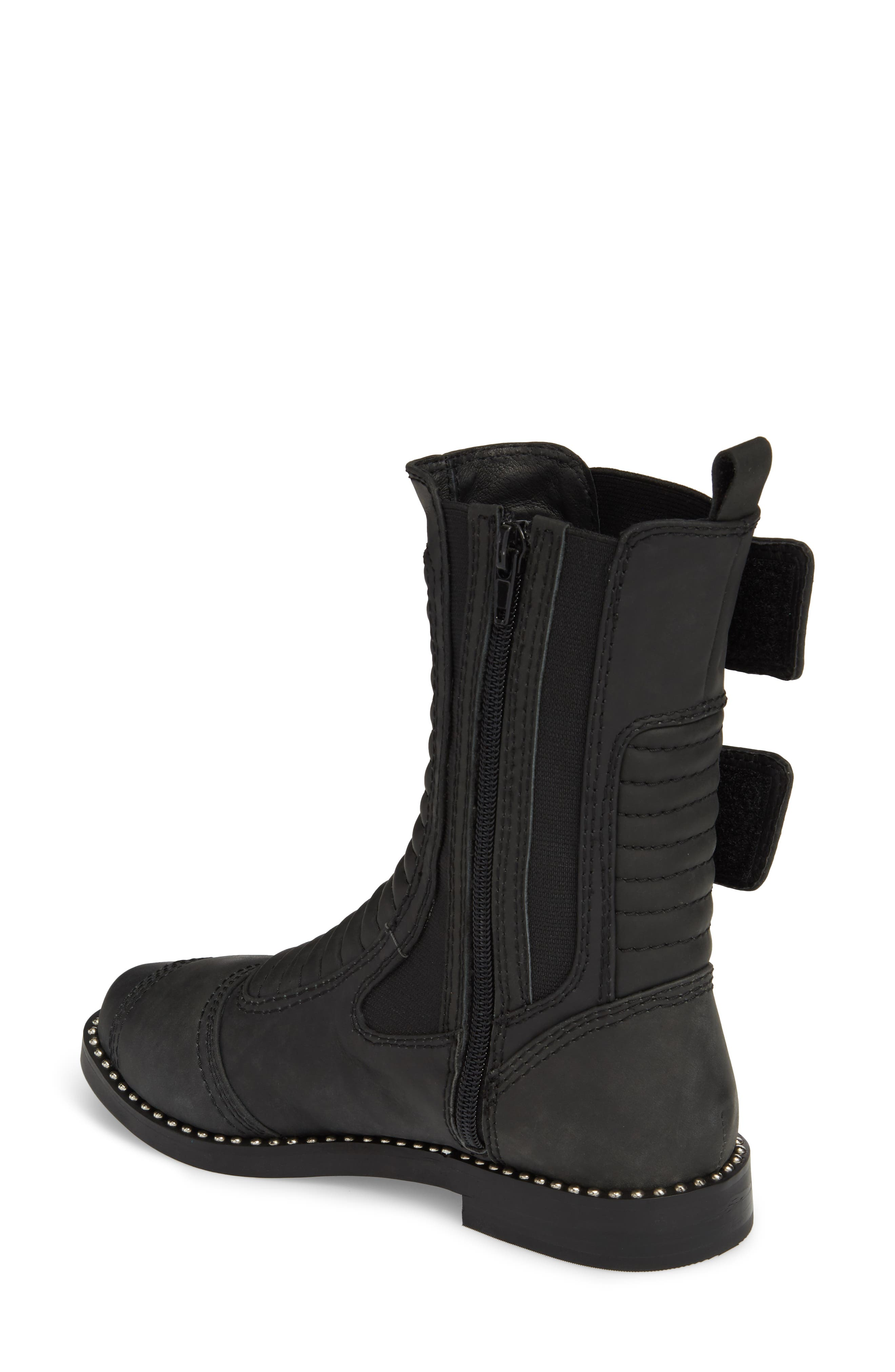 Police Boot,                             Alternate thumbnail 3, color,