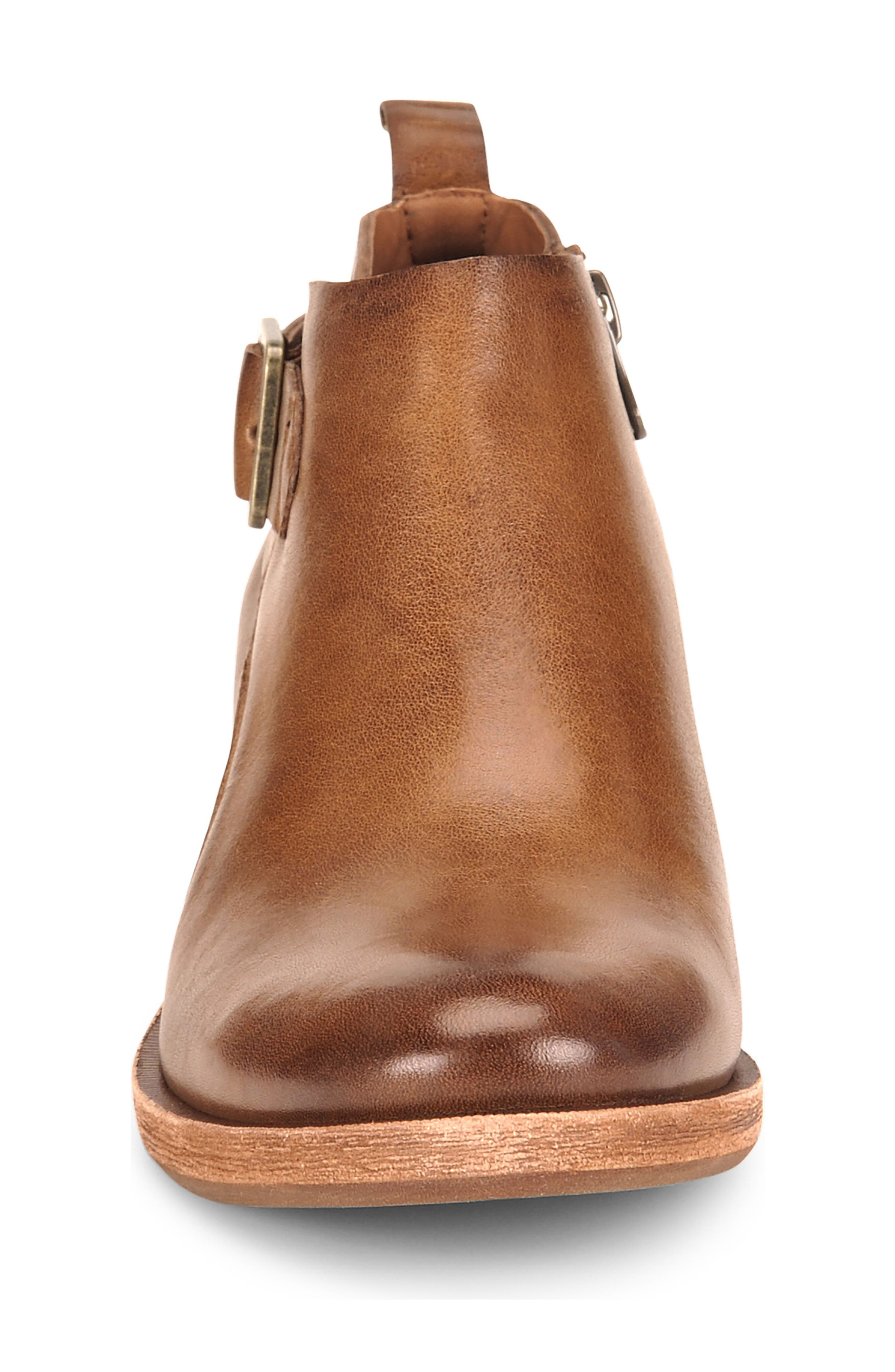 Mesa Boot,                             Alternate thumbnail 4, color,                             BROWN LEATHER