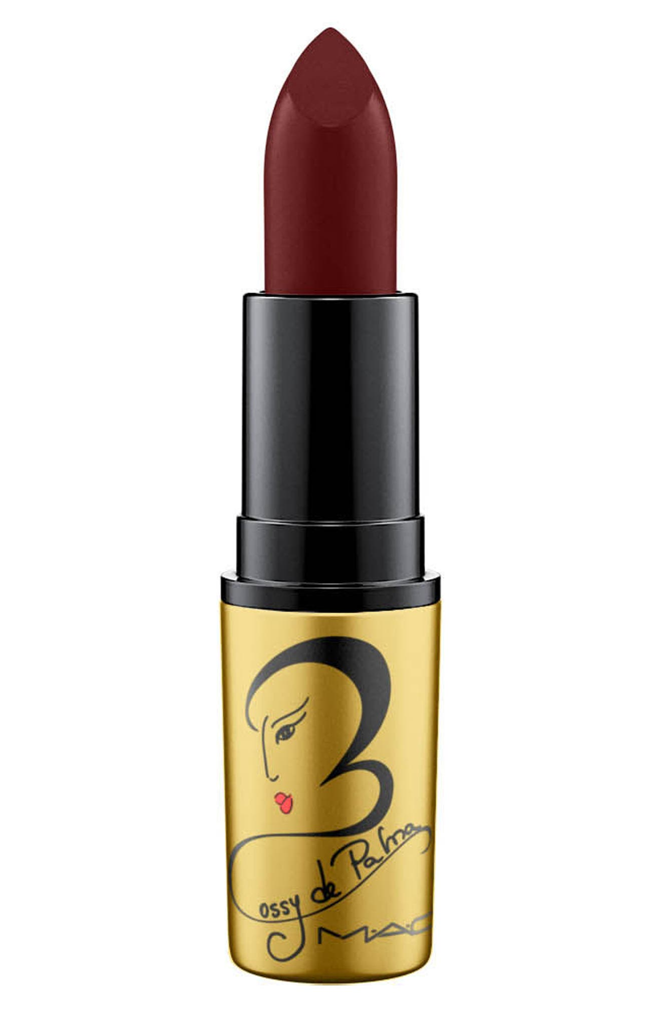 MAC Rossy de Palma Lipstick,                             Alternate thumbnail 4, color,
