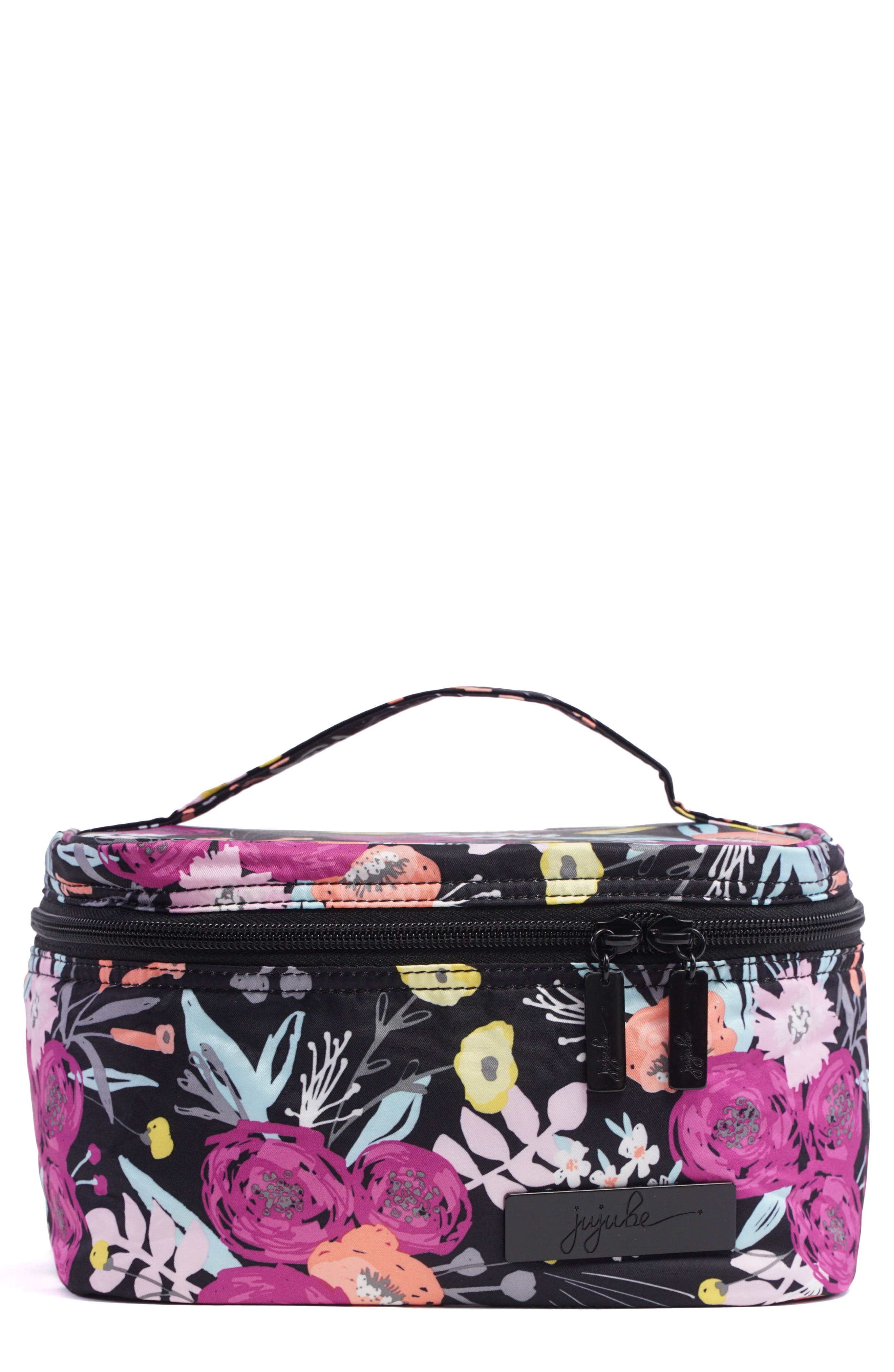 Onyx Be Ready Cosmetics Travel Case,                         Main,                         color, 510