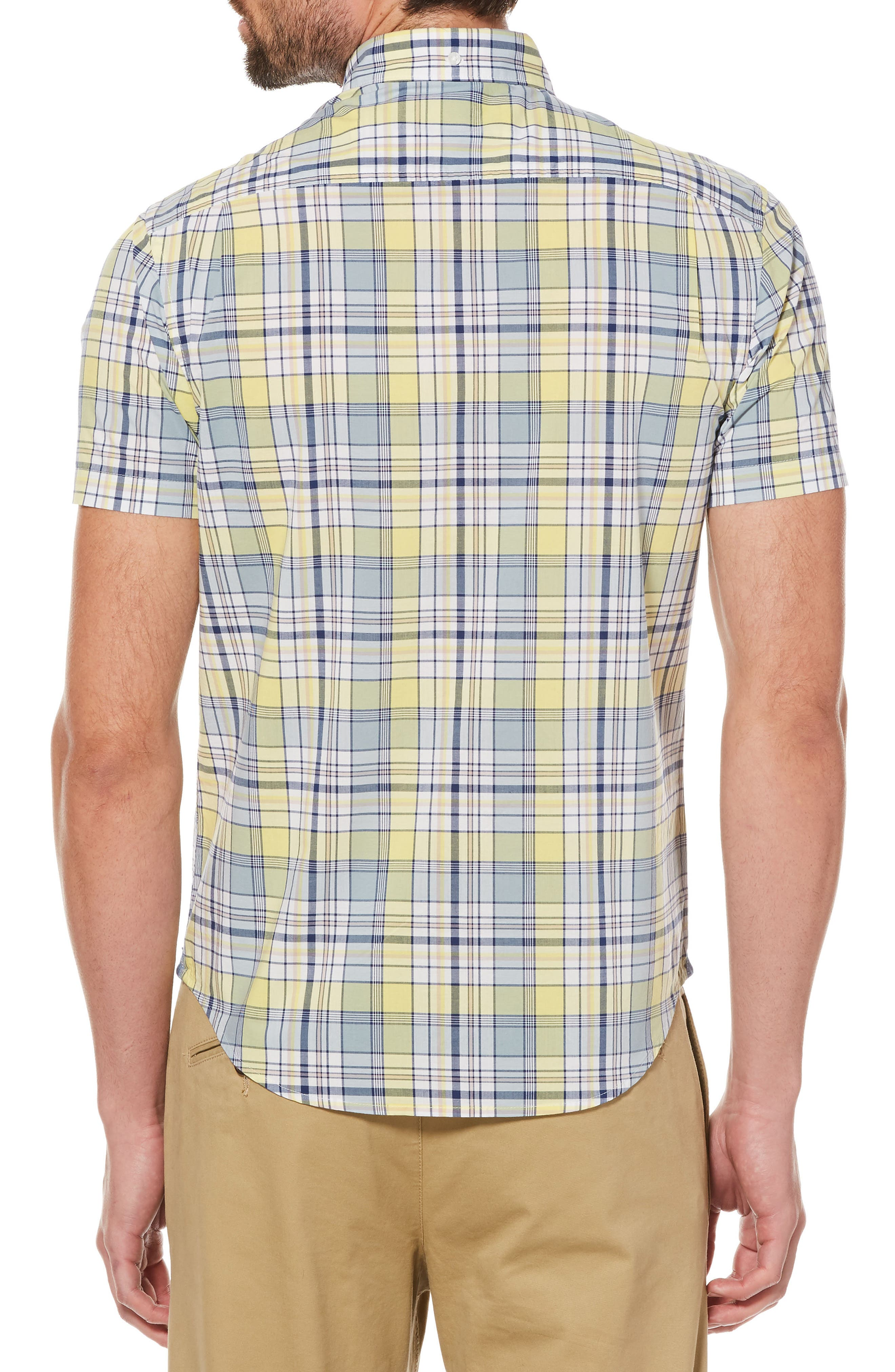 P55 Woven Shirt,                             Alternate thumbnail 2, color,                             751