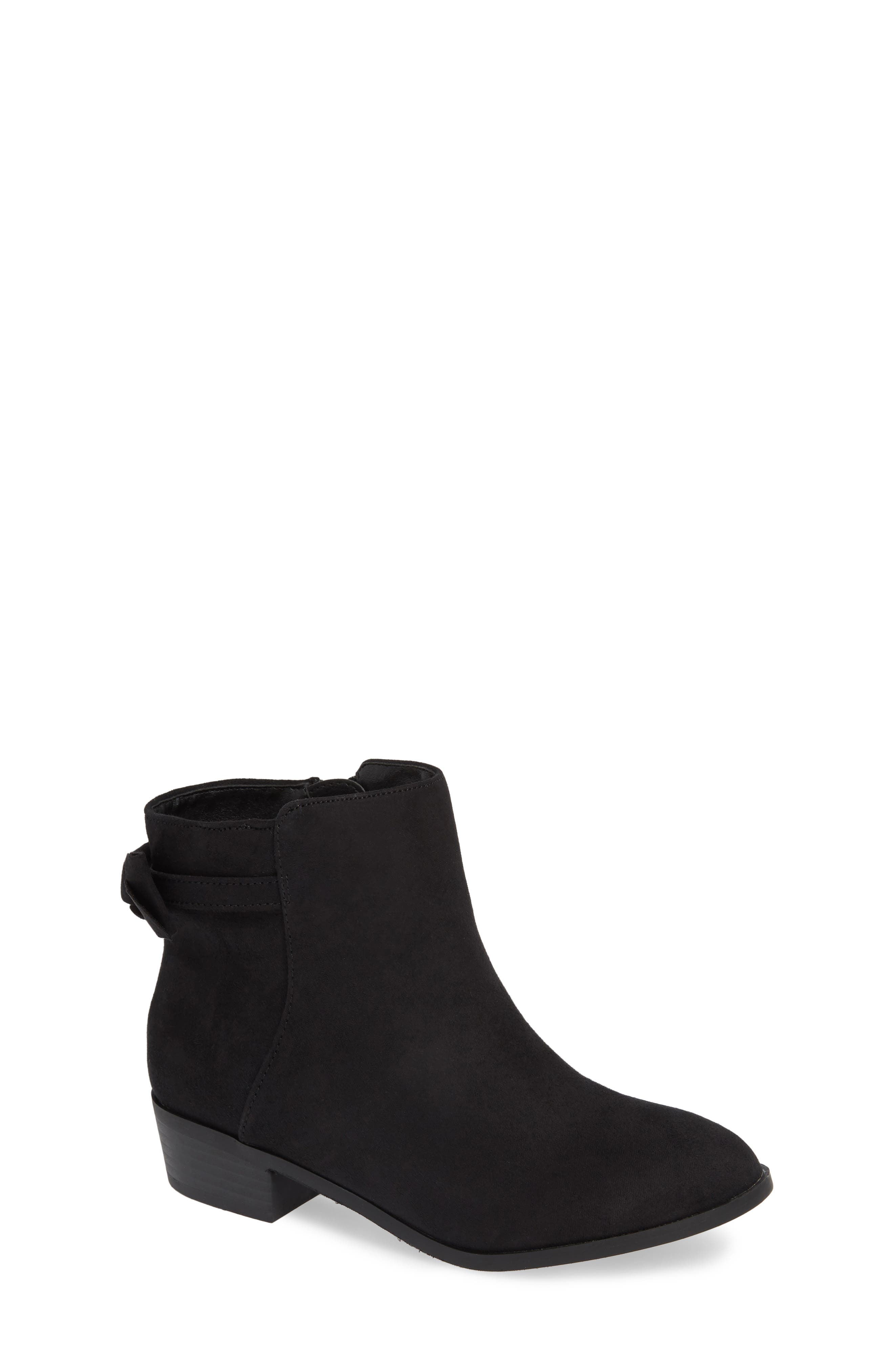 Girls Mia Little Fabiola Boot Size 2 M  Black