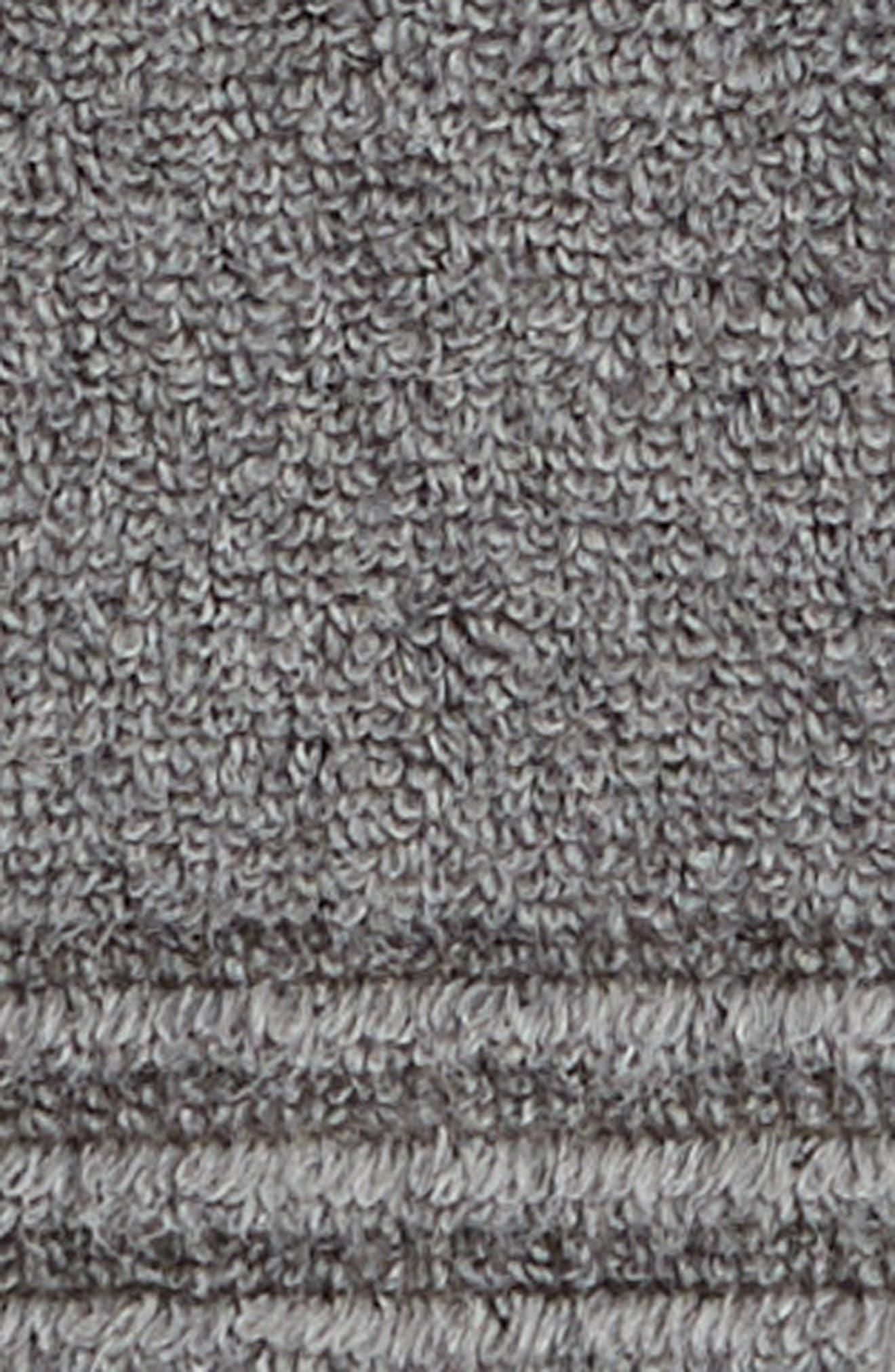 Organic Hydrocotton Bath Towel,                             Alternate thumbnail 3, color,                             GREY PEARL