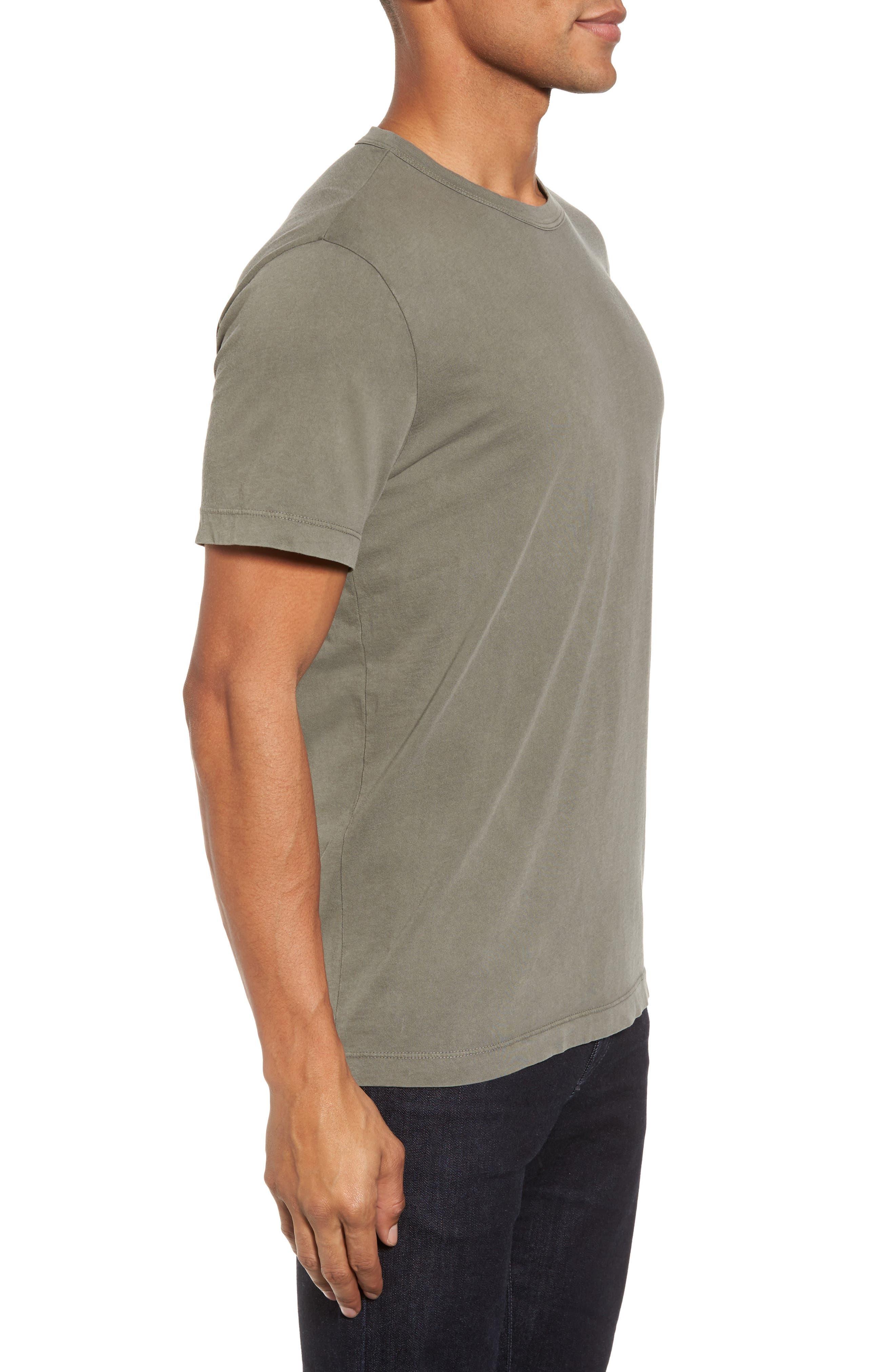 Crewneck Jersey T-Shirt,                             Alternate thumbnail 320, color,