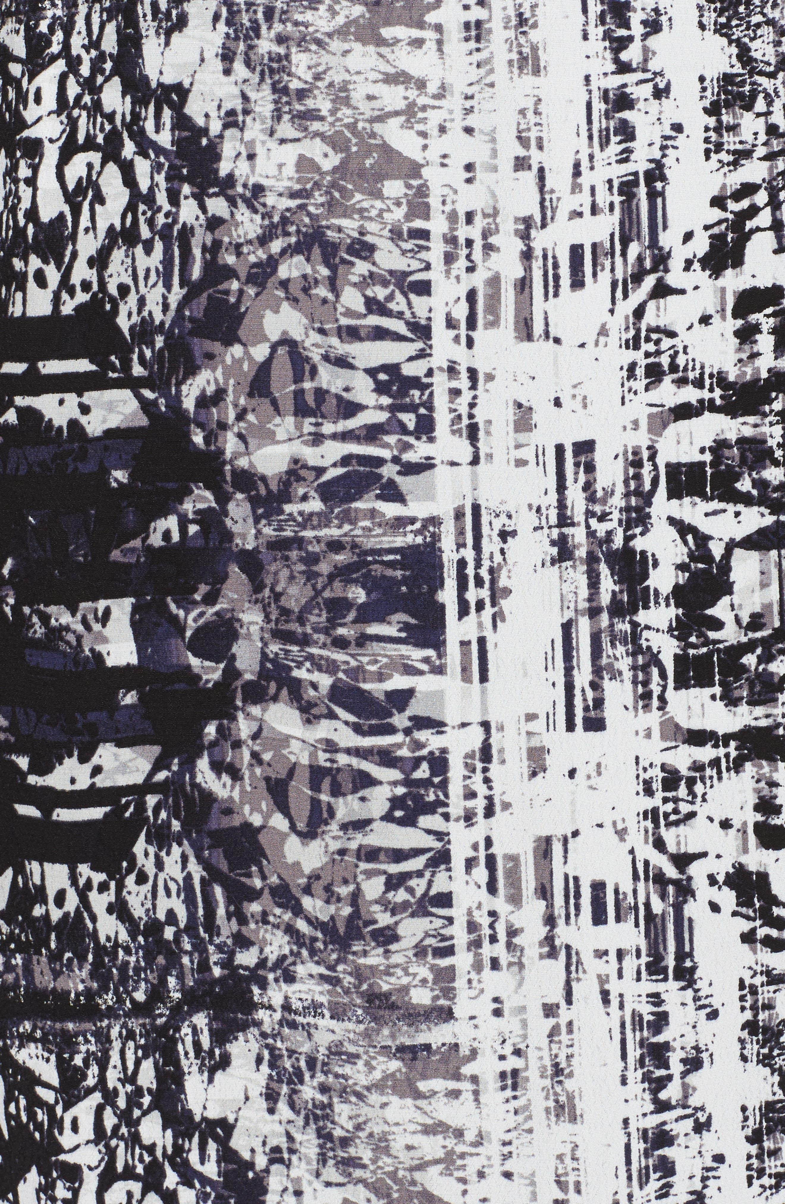 Dolman Sleeve Shift Dress,                             Alternate thumbnail 10, color,