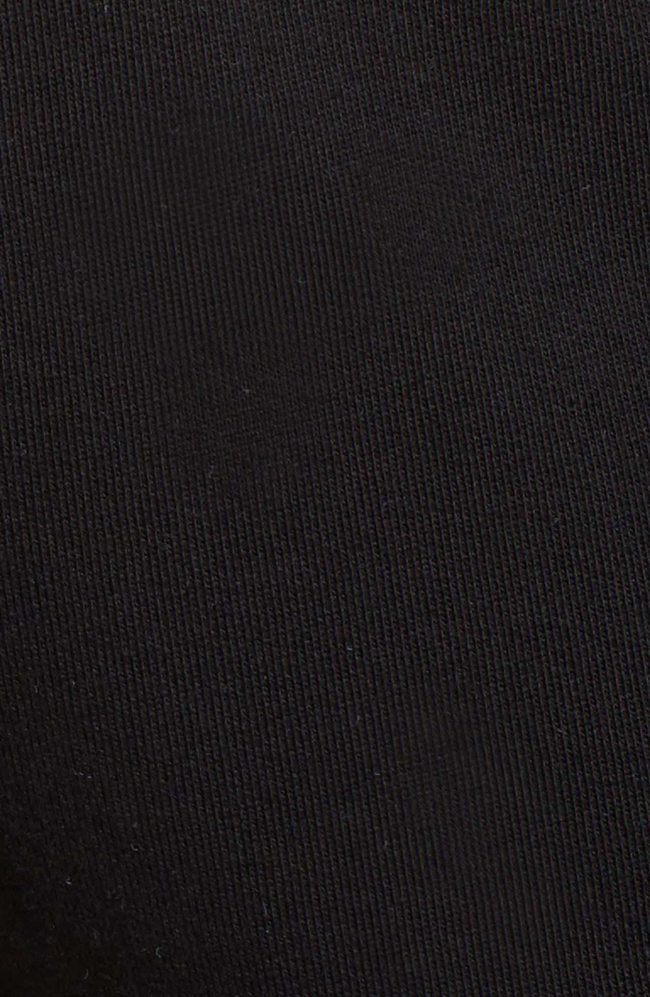 Logo Tape Jogger Pants,                             Alternate thumbnail 6, color,                             001