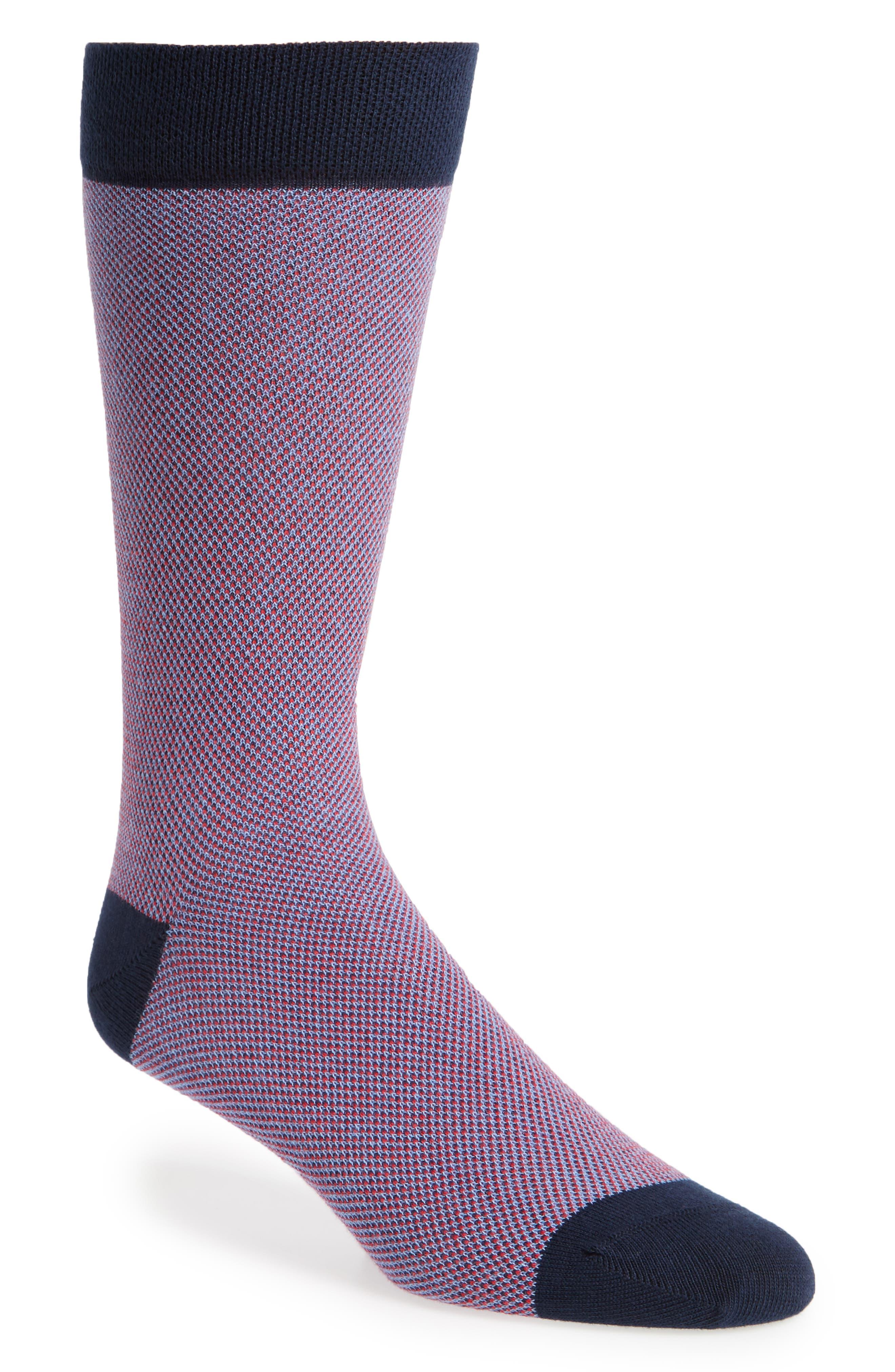 Joaquim Solid Socks,                             Main thumbnail 5, color,