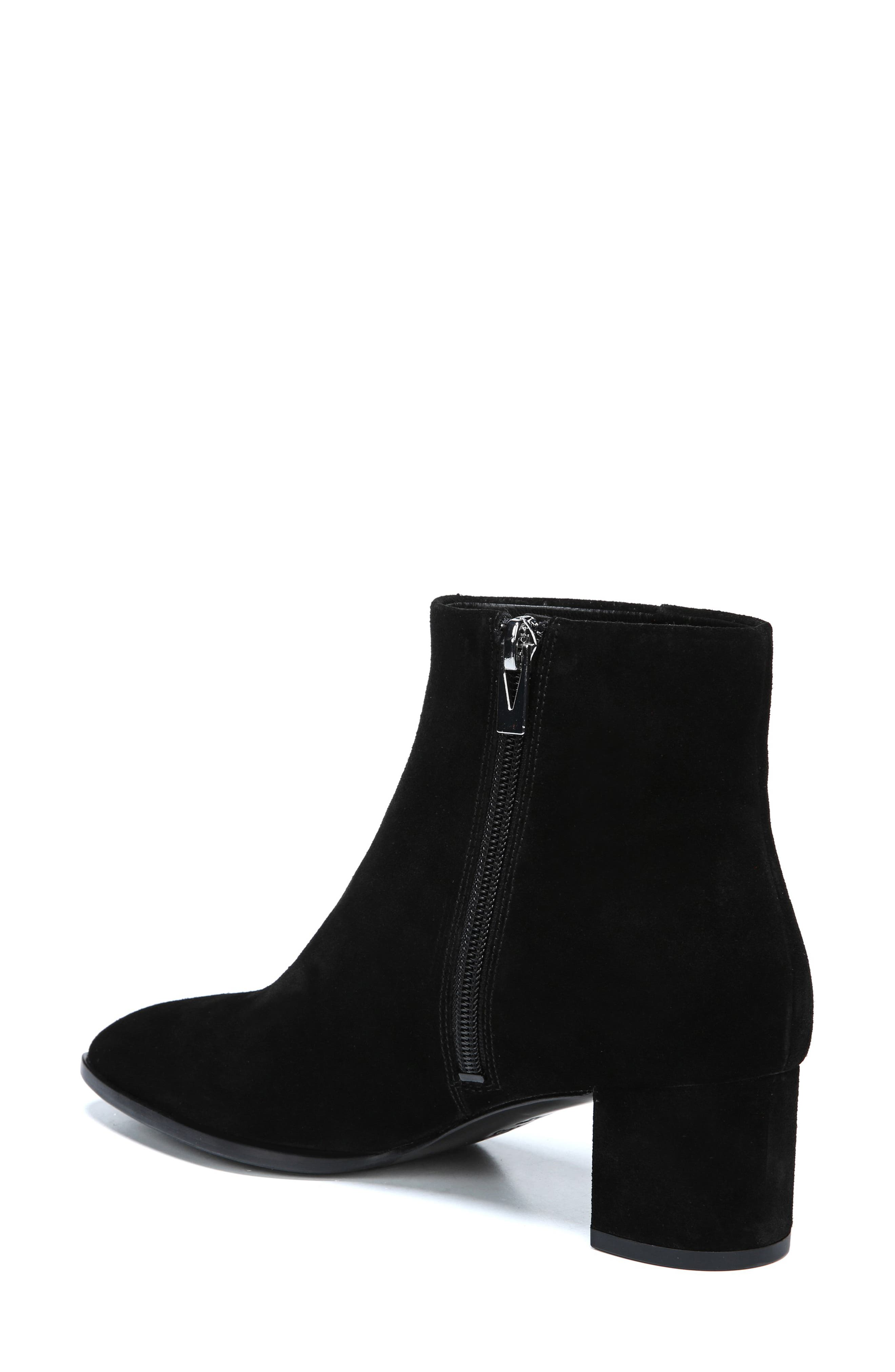 Vail Bootie,                             Alternate thumbnail 2, color,                             BLACK SUEDE
