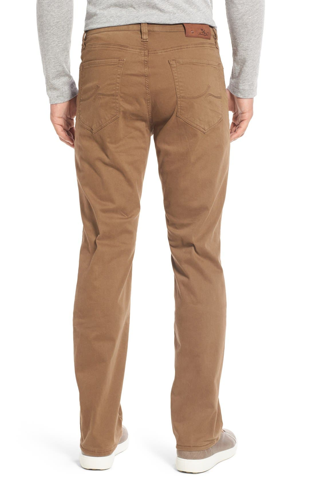 'Charisma' Relaxed Fit Jeans,                             Alternate thumbnail 4, color,
